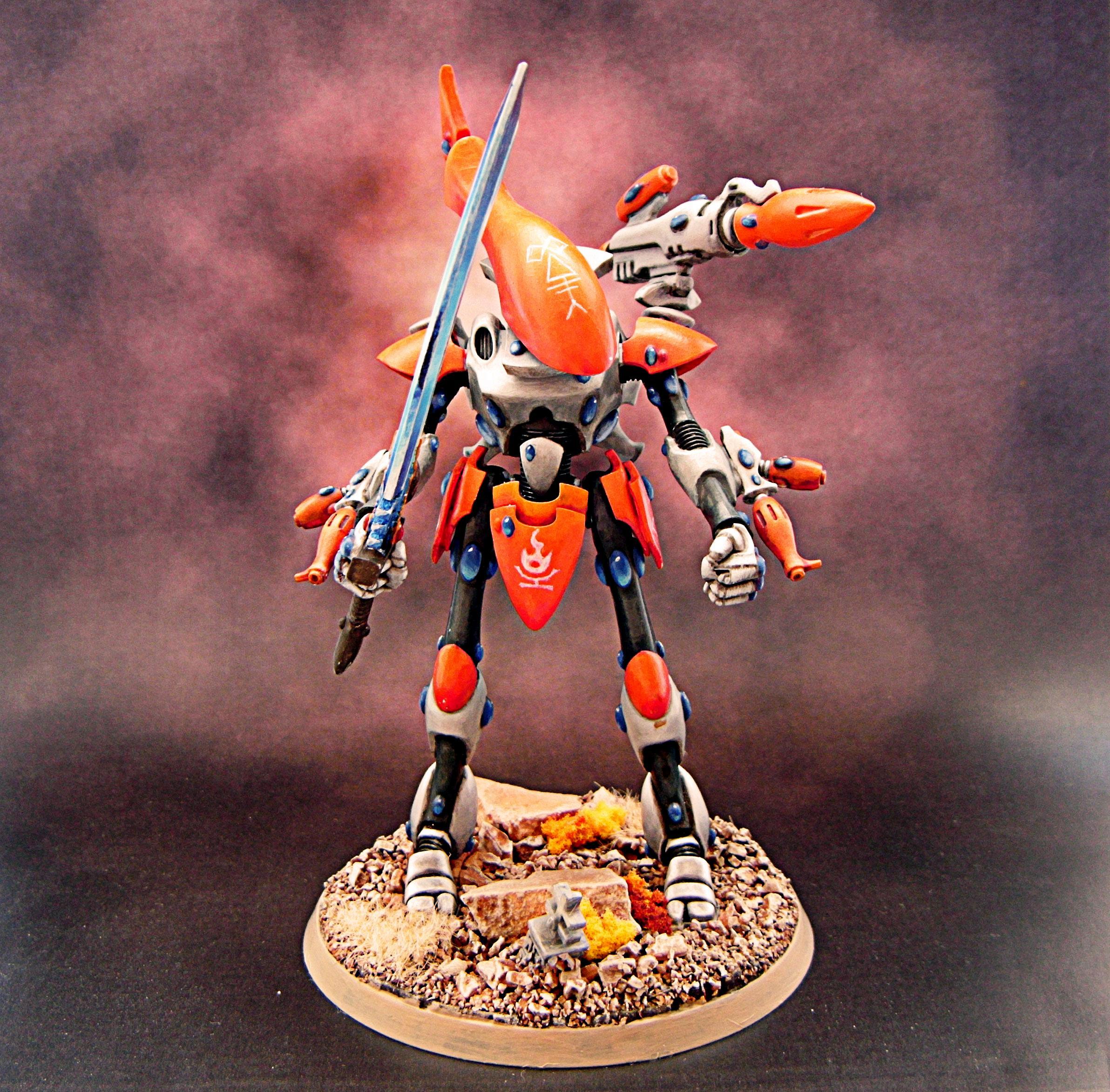 Eldar, Wraithlord, Yme-loc