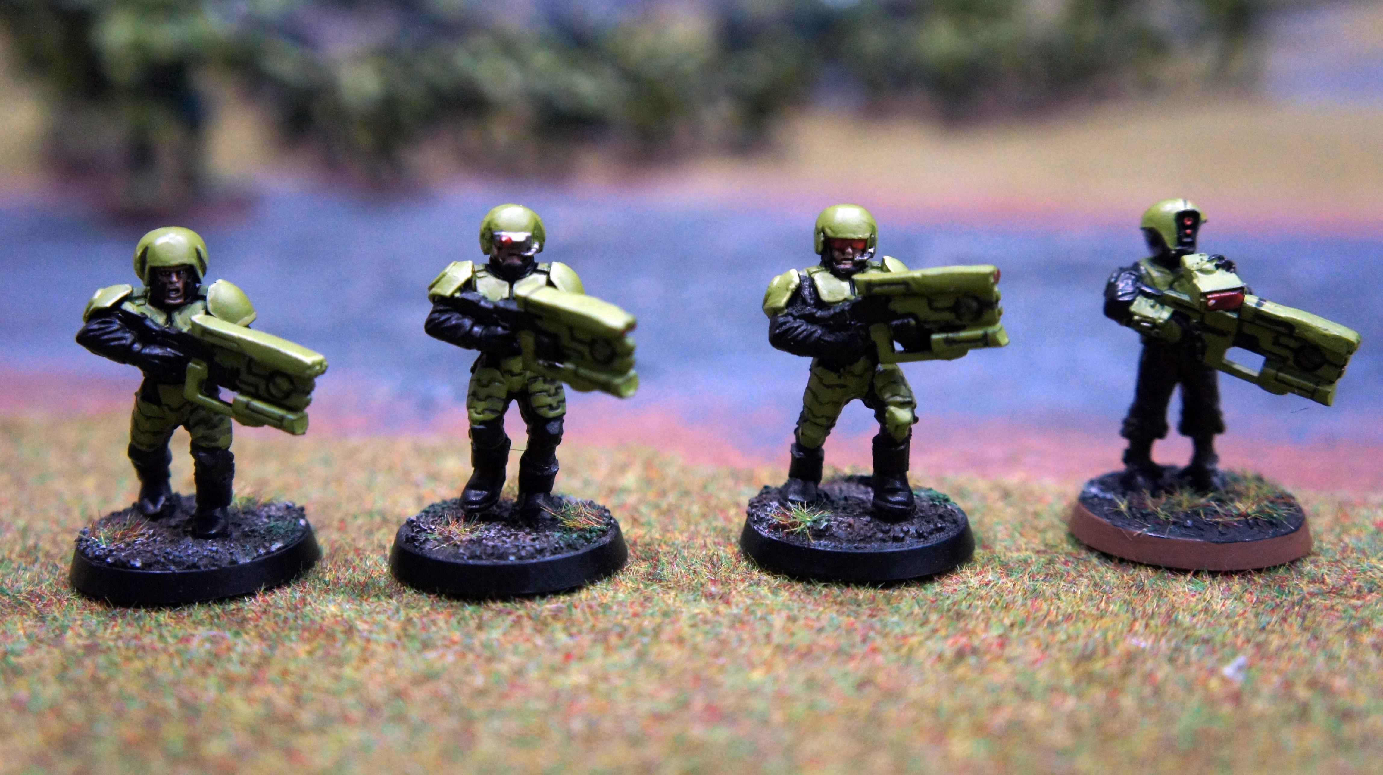 Auxillery Pathfinder, Gue%27vesa, Gue'vesa, Human Auxilleries, Human Pathfinders, Pathfinders, Tau