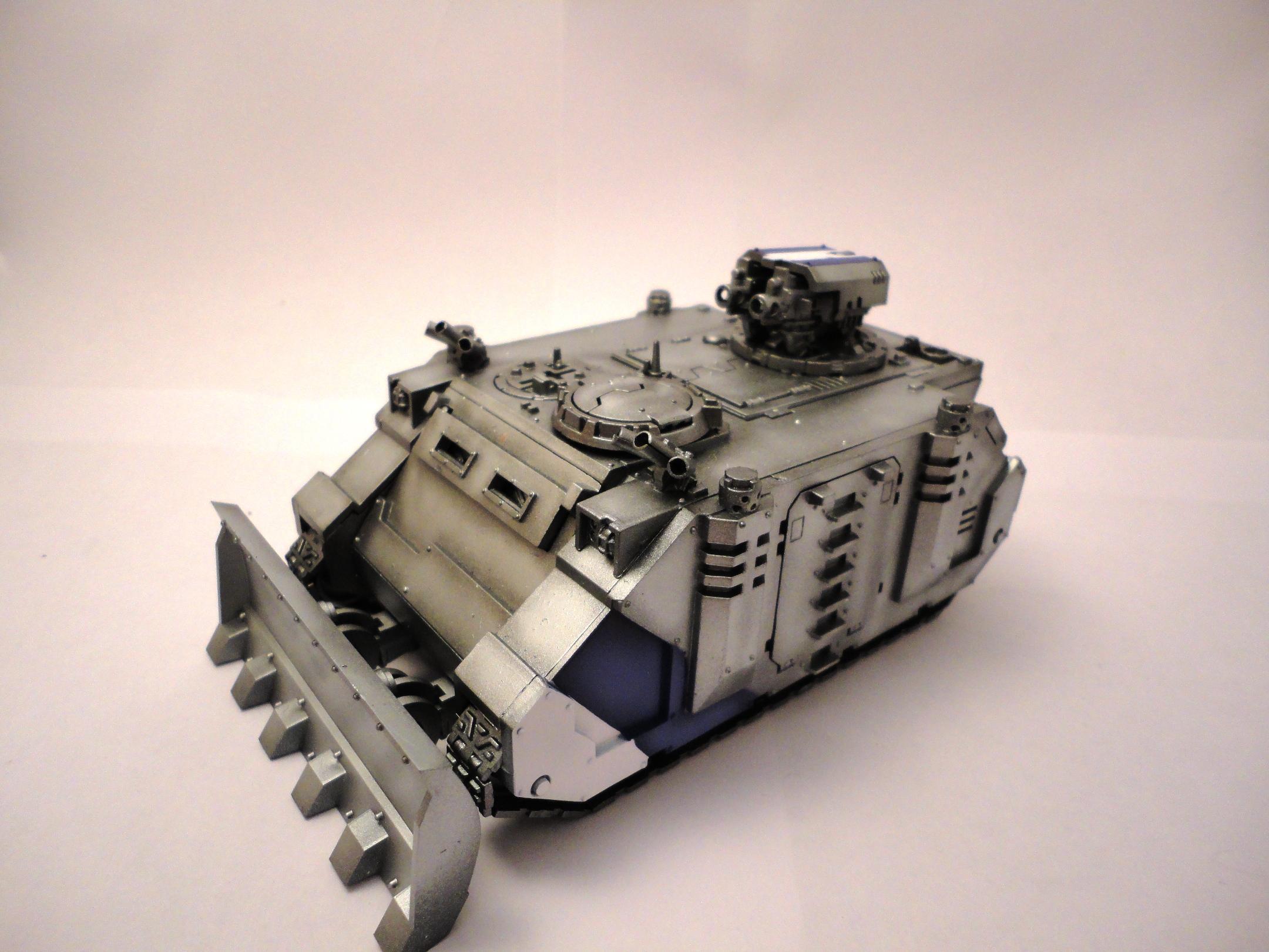Clean, Crisp, Razerback, Smooth, Space Marines, Transport, Warhammer 40,000