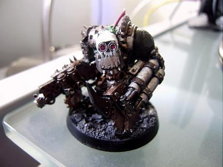 Conversion, Cybork, Orks, Troops, Warhammer 40,000