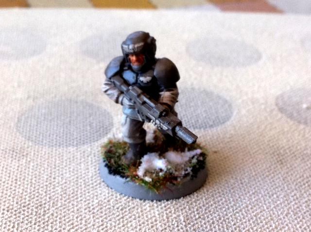 Imperial Guard, Snow