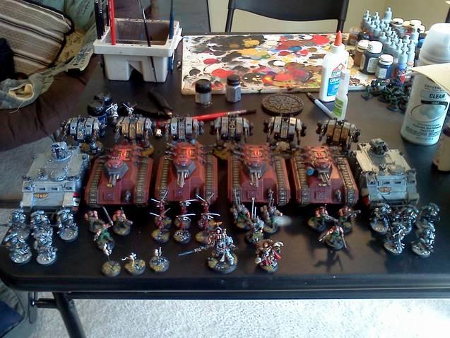 Grey Knights '11
