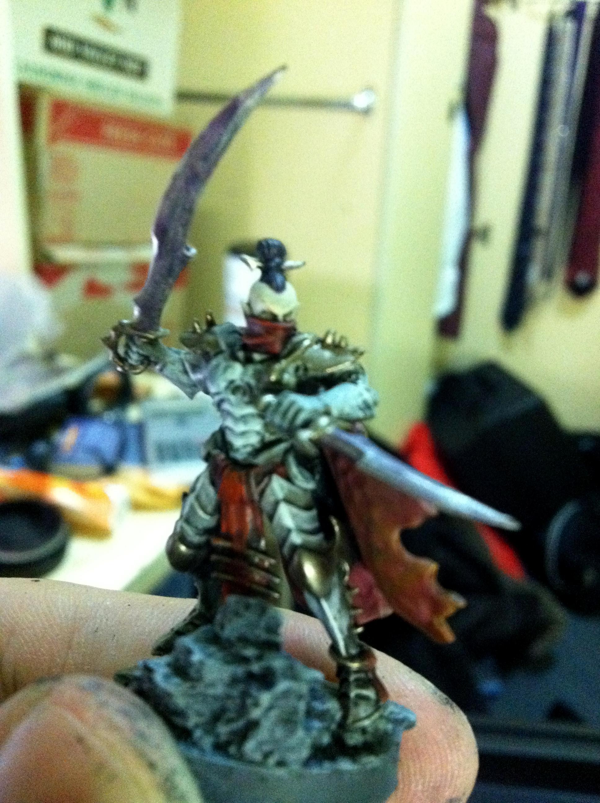 Dark Eldar, Duke Sliscus