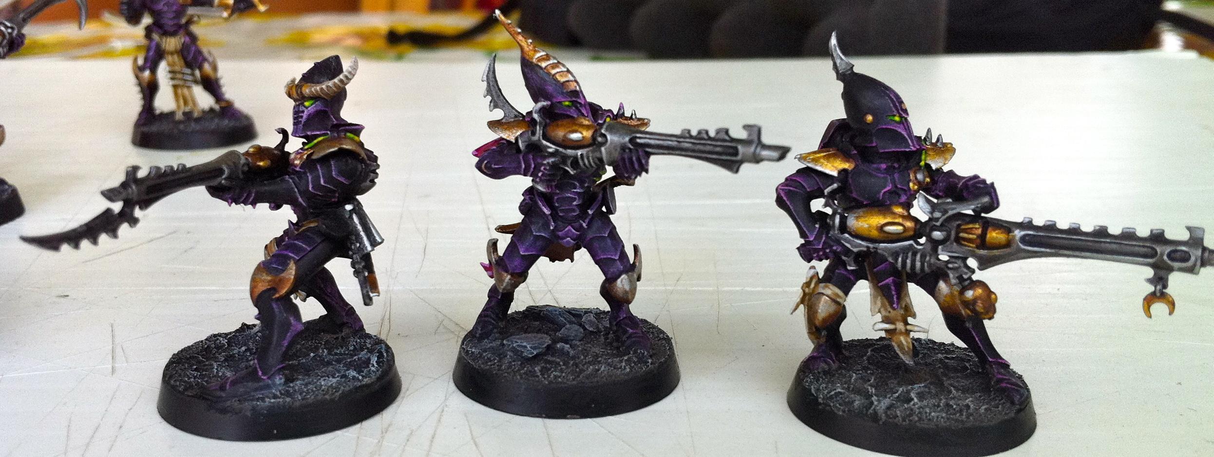 Dark Eldar, Kabalite, Kabalite Warriors, Warriors