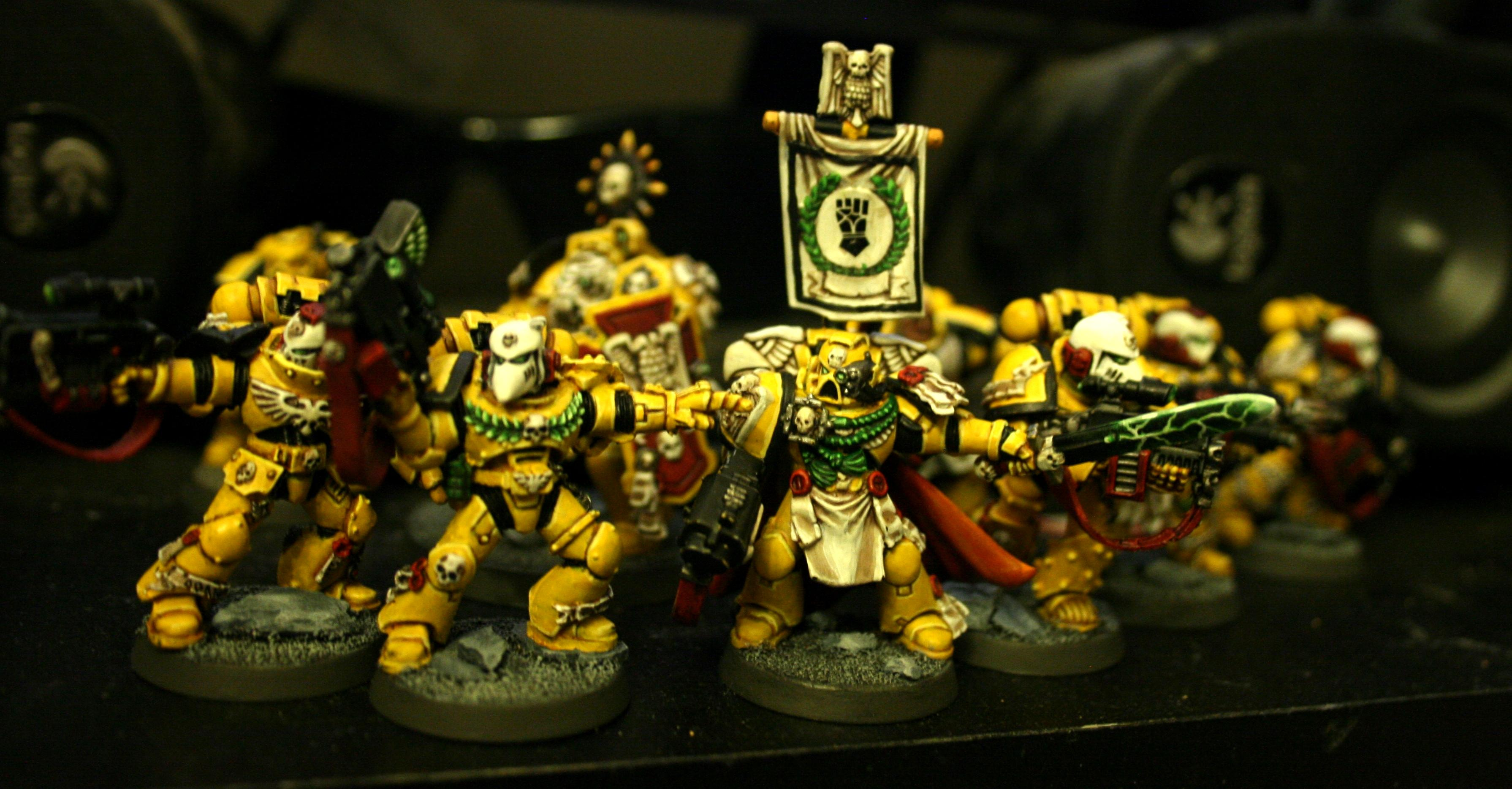 Captain, Imperial Fists, Stern Guard