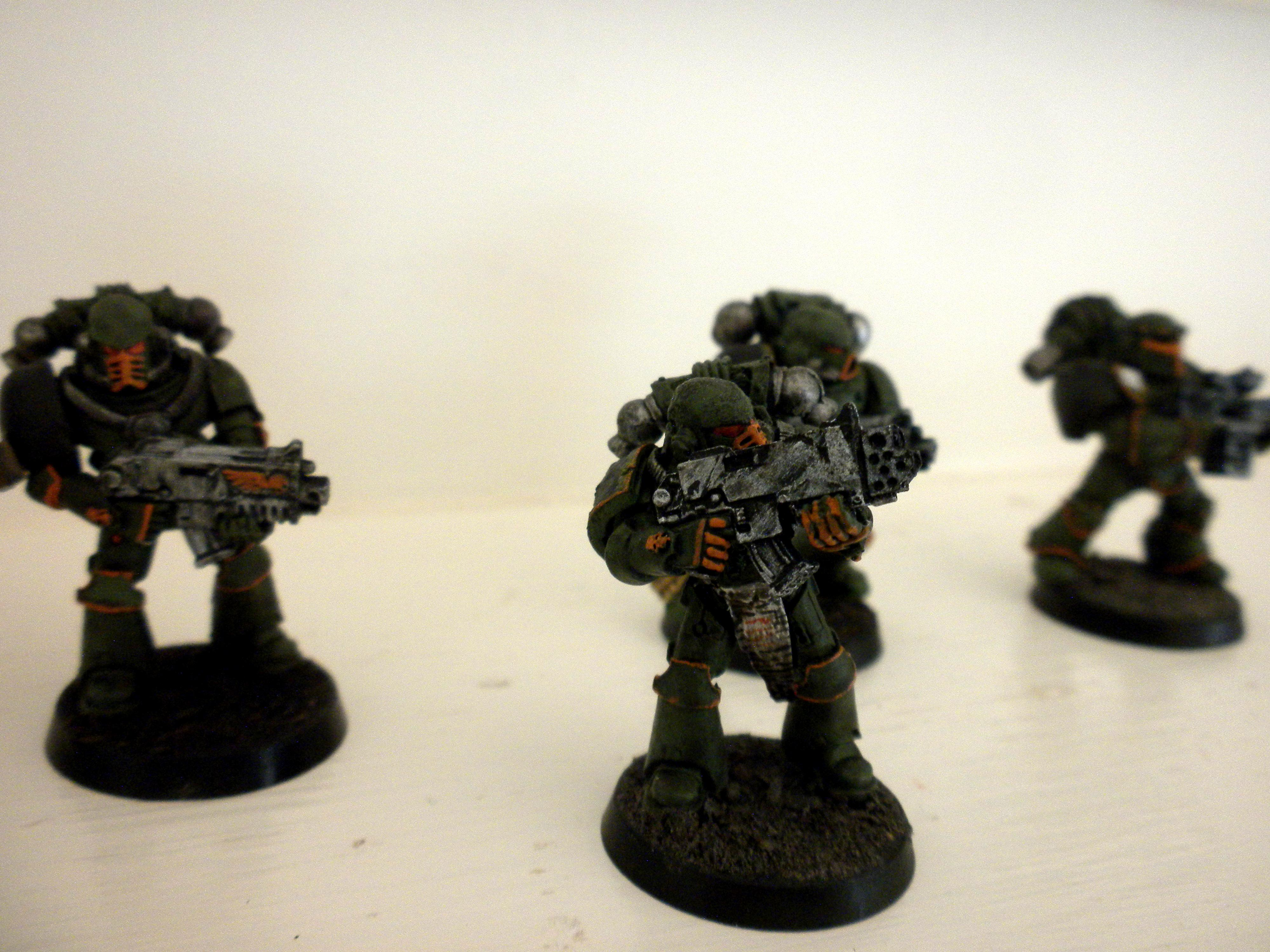 3rd Squad Bolter Sergeant
