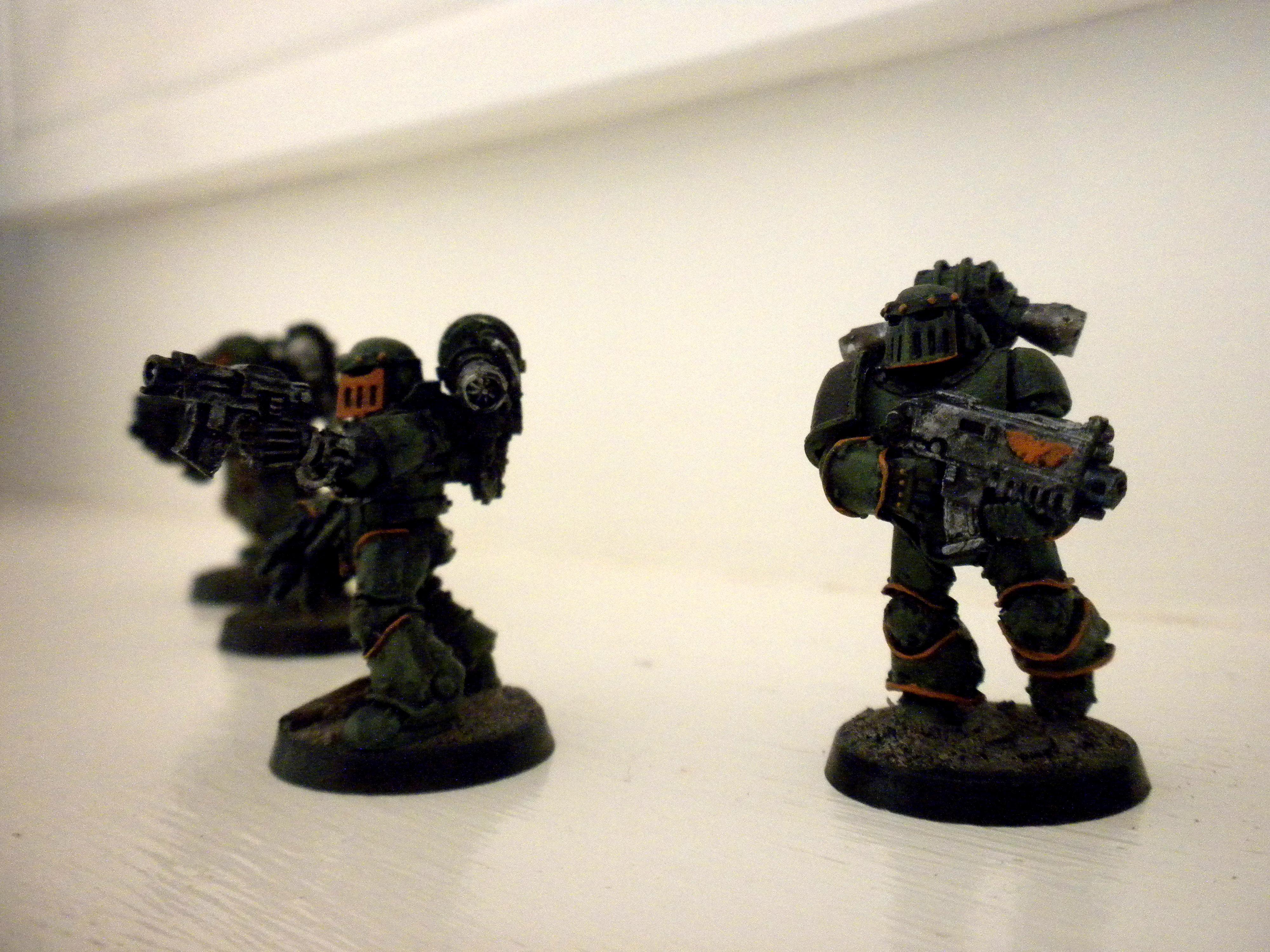Pre-heresy, Salamanders, Space Marines, Warhammer 40,000