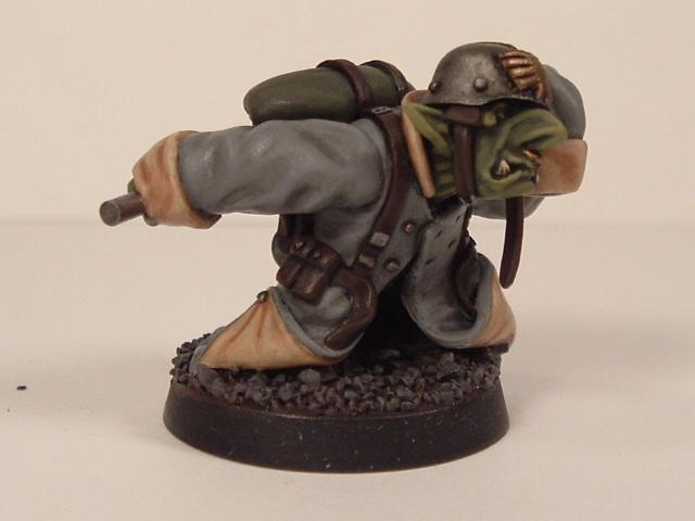 Ammo Grunt, Blood Axe, Gort Conversion