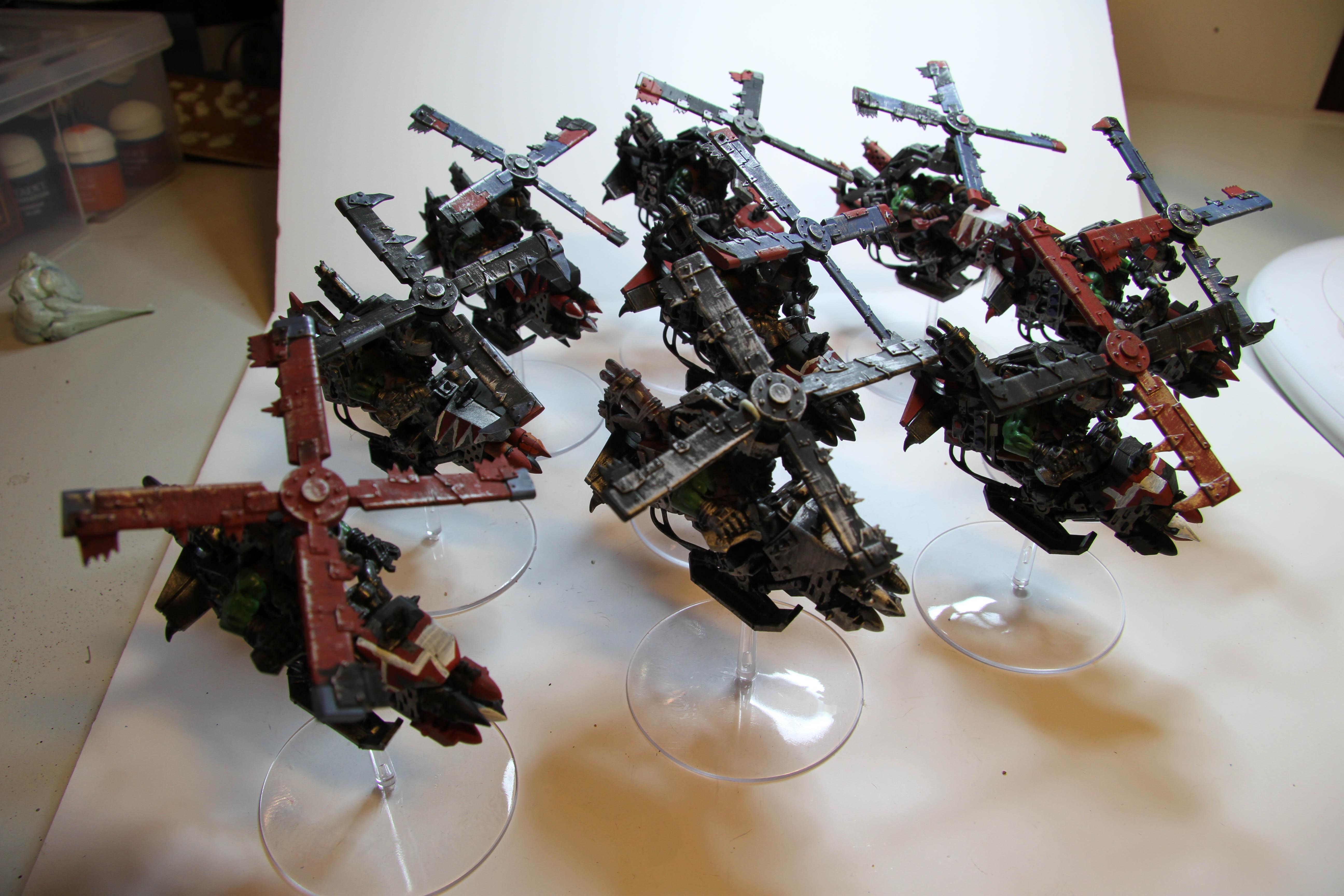 Dakka Dakka, Green, Orks, Warhammer 40,000