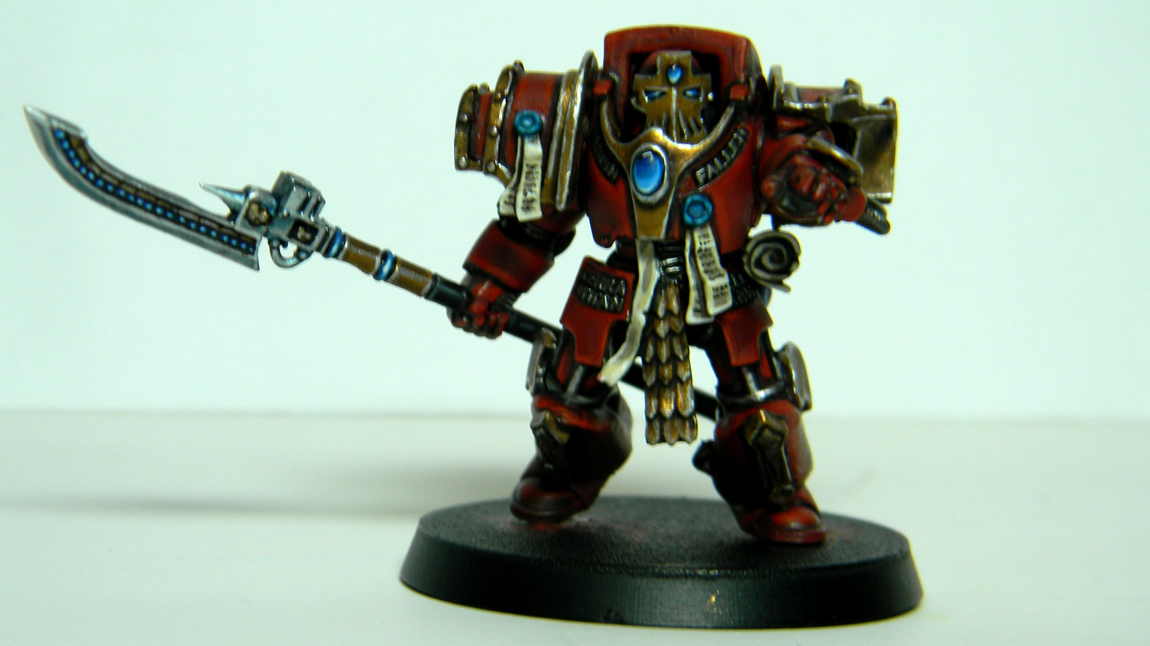 Conversion, Grey Knights, Pre Heresy, Sorcerer, Thousand Sons