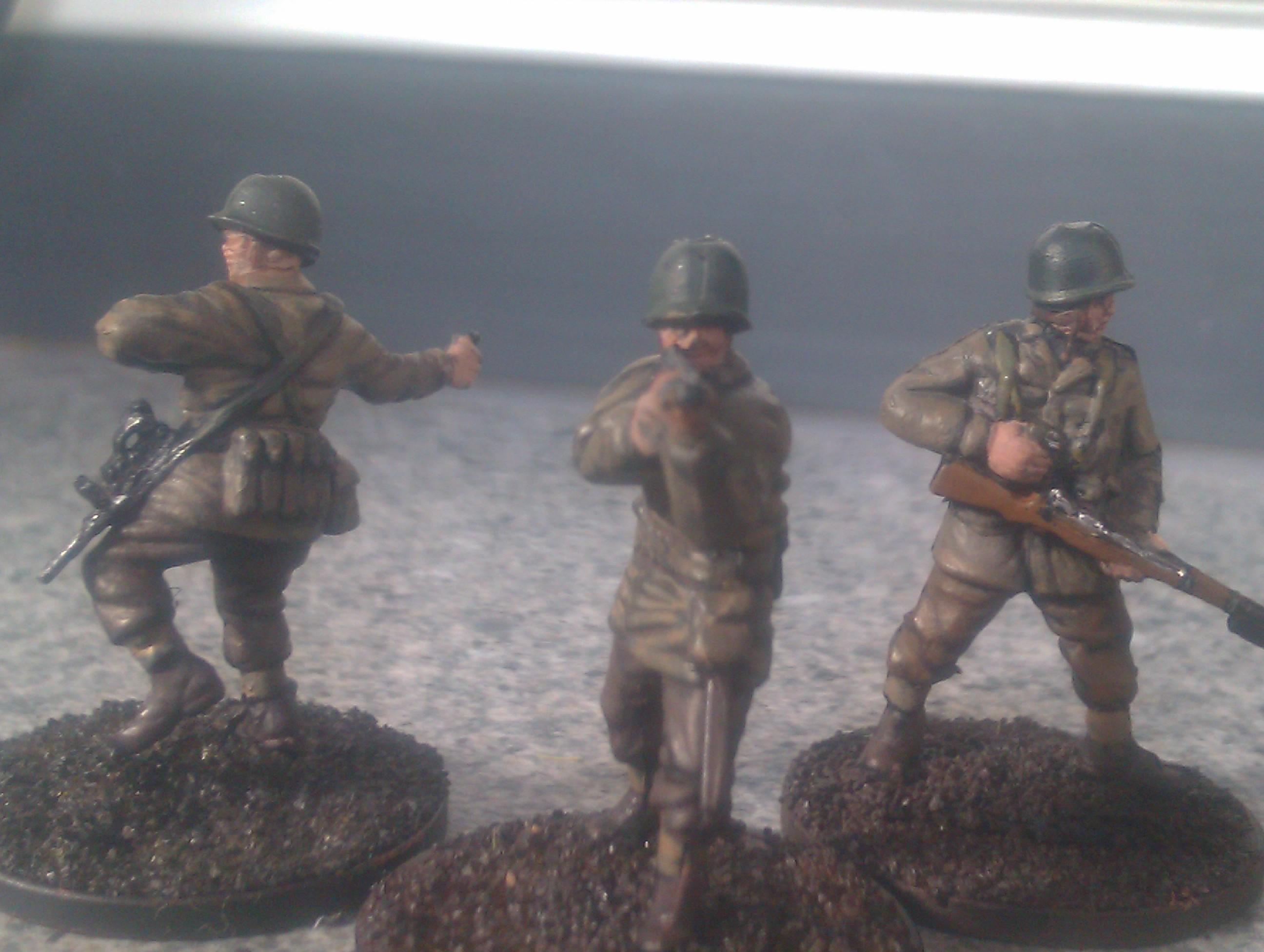 America, Infantry, Revell