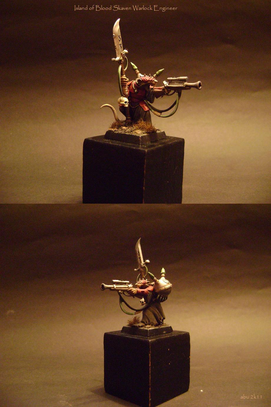 Skaven, Warhammer Fantasy, Warlock Engineer
