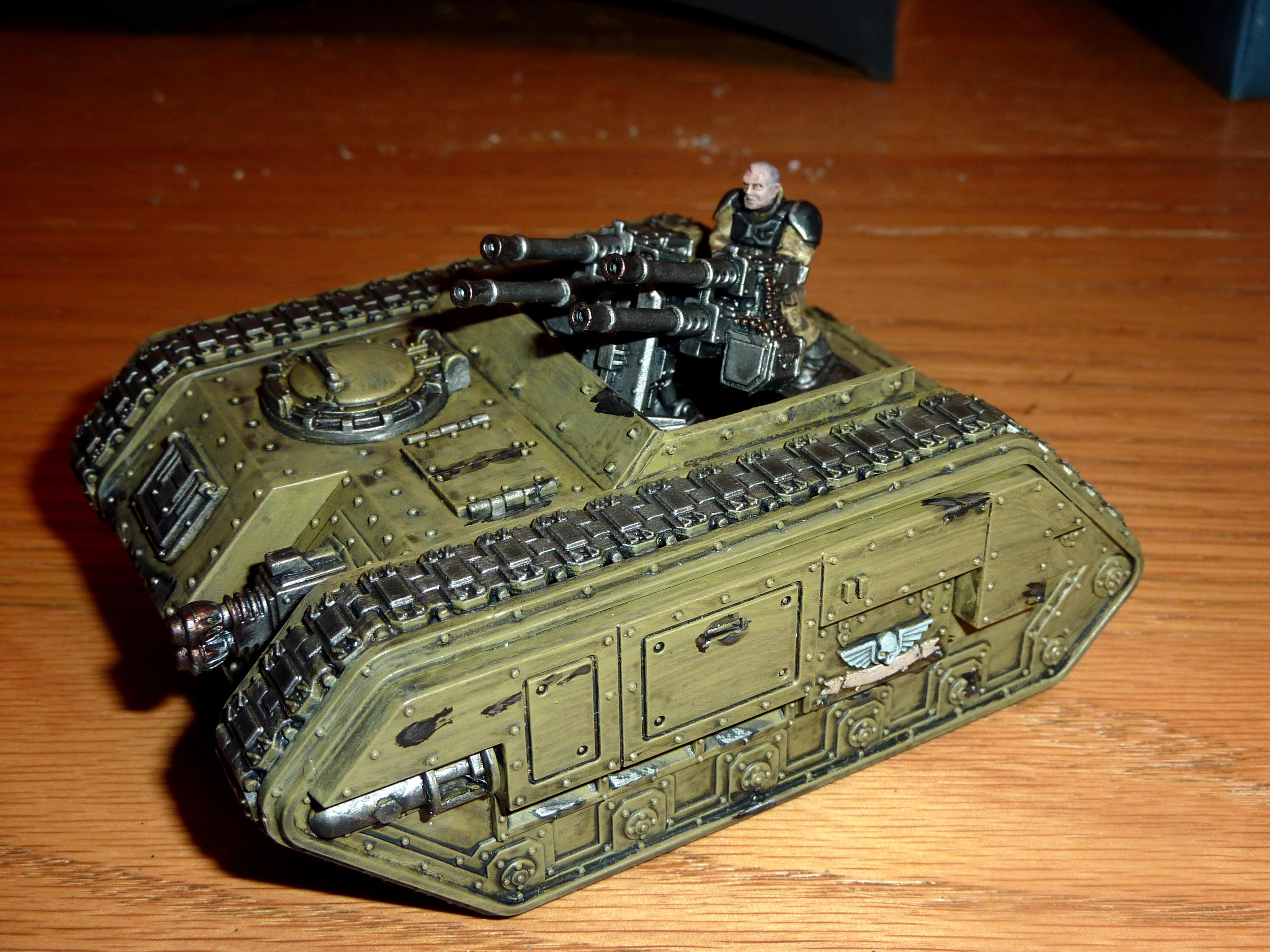 Conversion, Hydra, Imperial Guard, Warhammer 40,000
