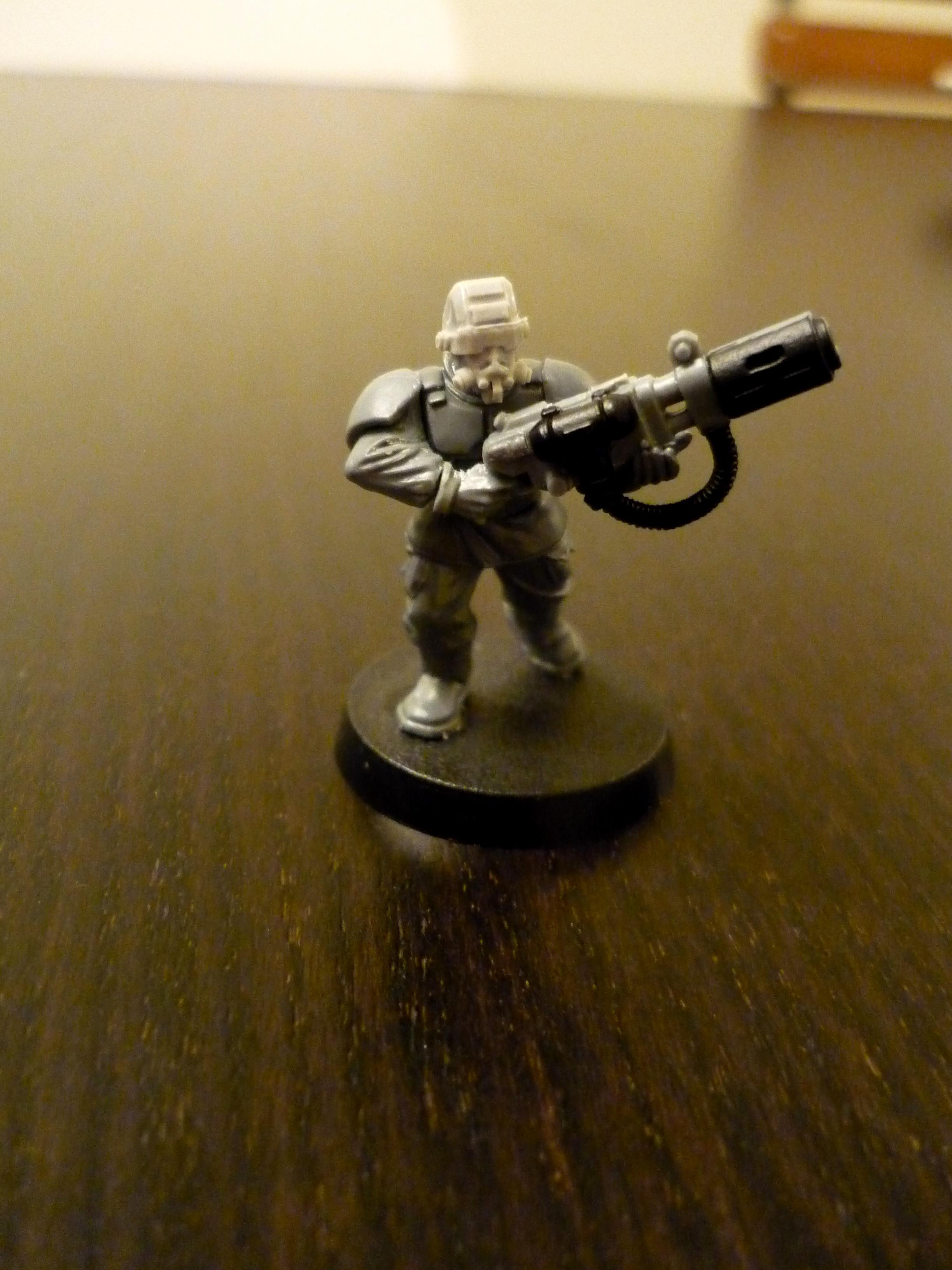 Conversion, Imperial Guard