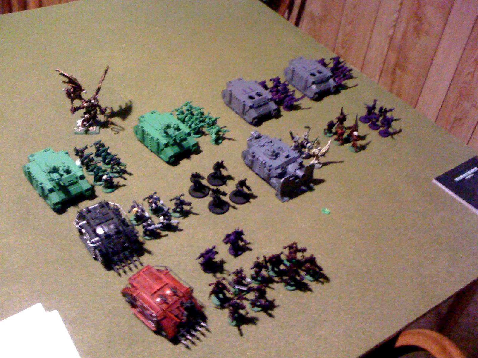 2500PTS of Chaos