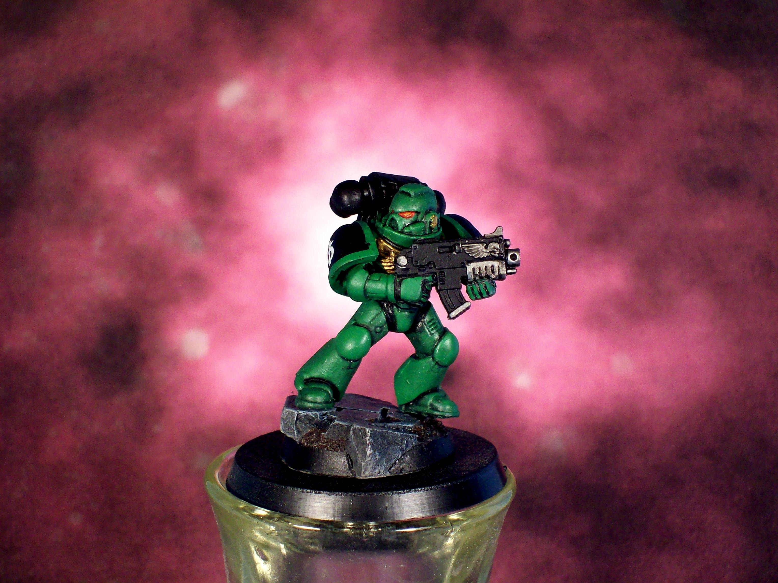 Salamanders, Space Marines, Tactical Squad