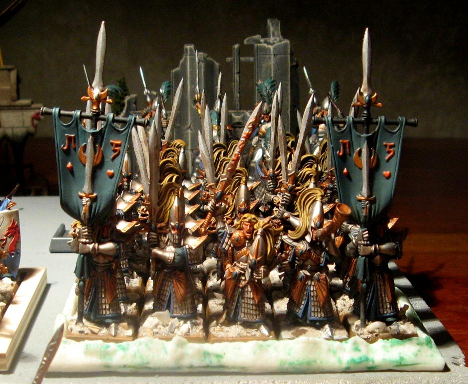 High Elves, Island Of Blood, Swordmasters