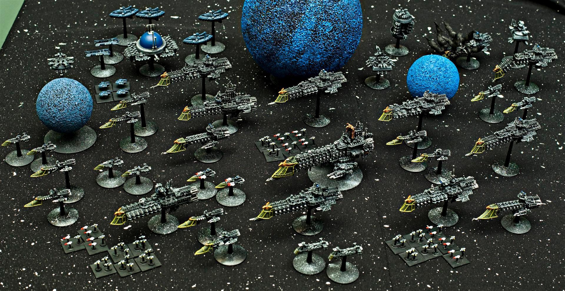 Battlecruiser, Battlefleet Gothic, Battleship, Cruiser, Escort, Fleet, Imperial, Imperials, Space Station