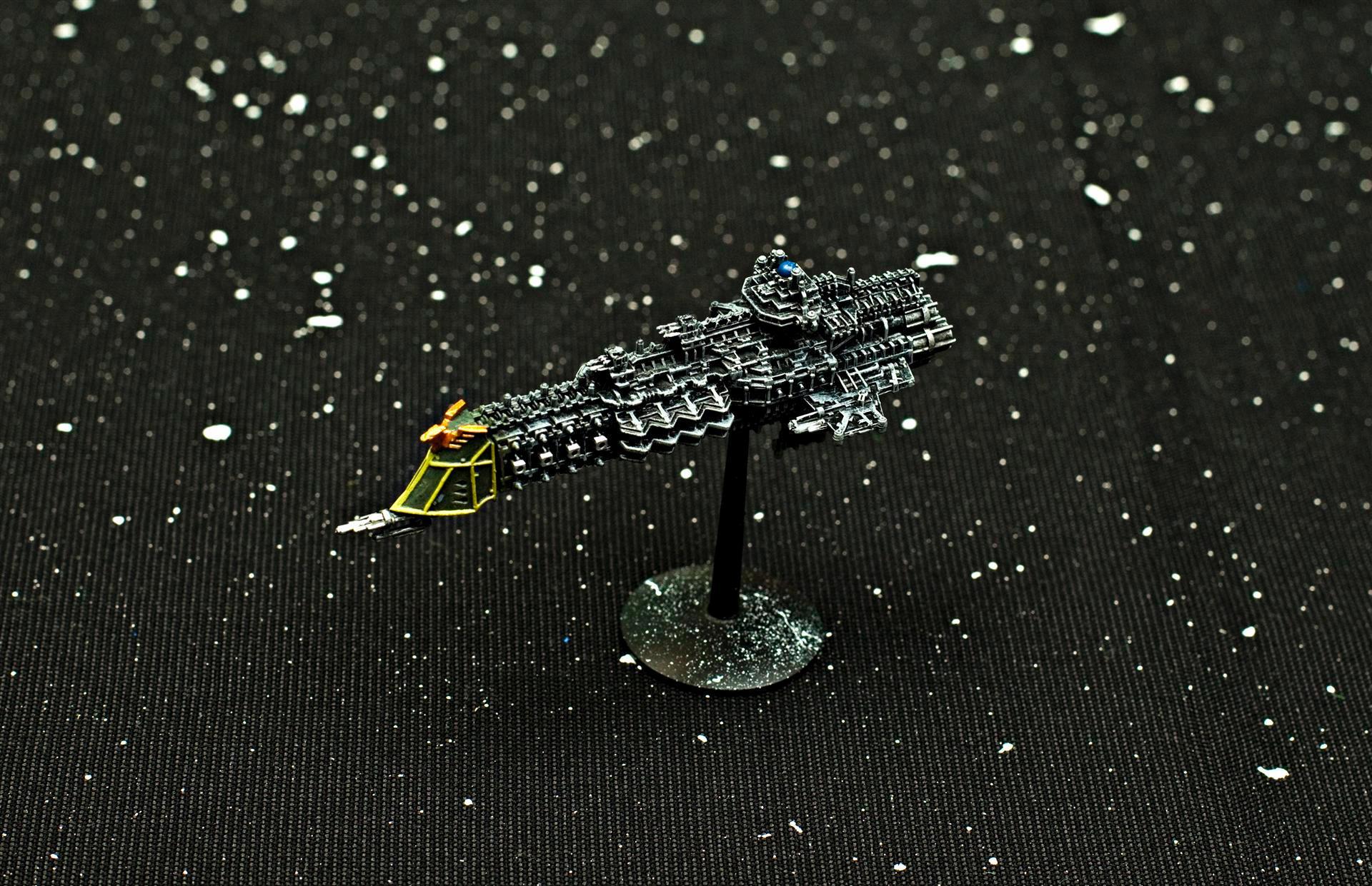 Battlefleet Gothic, Cruiser, Dictator Class Cruiser, Fleet, Imperial, Imperials