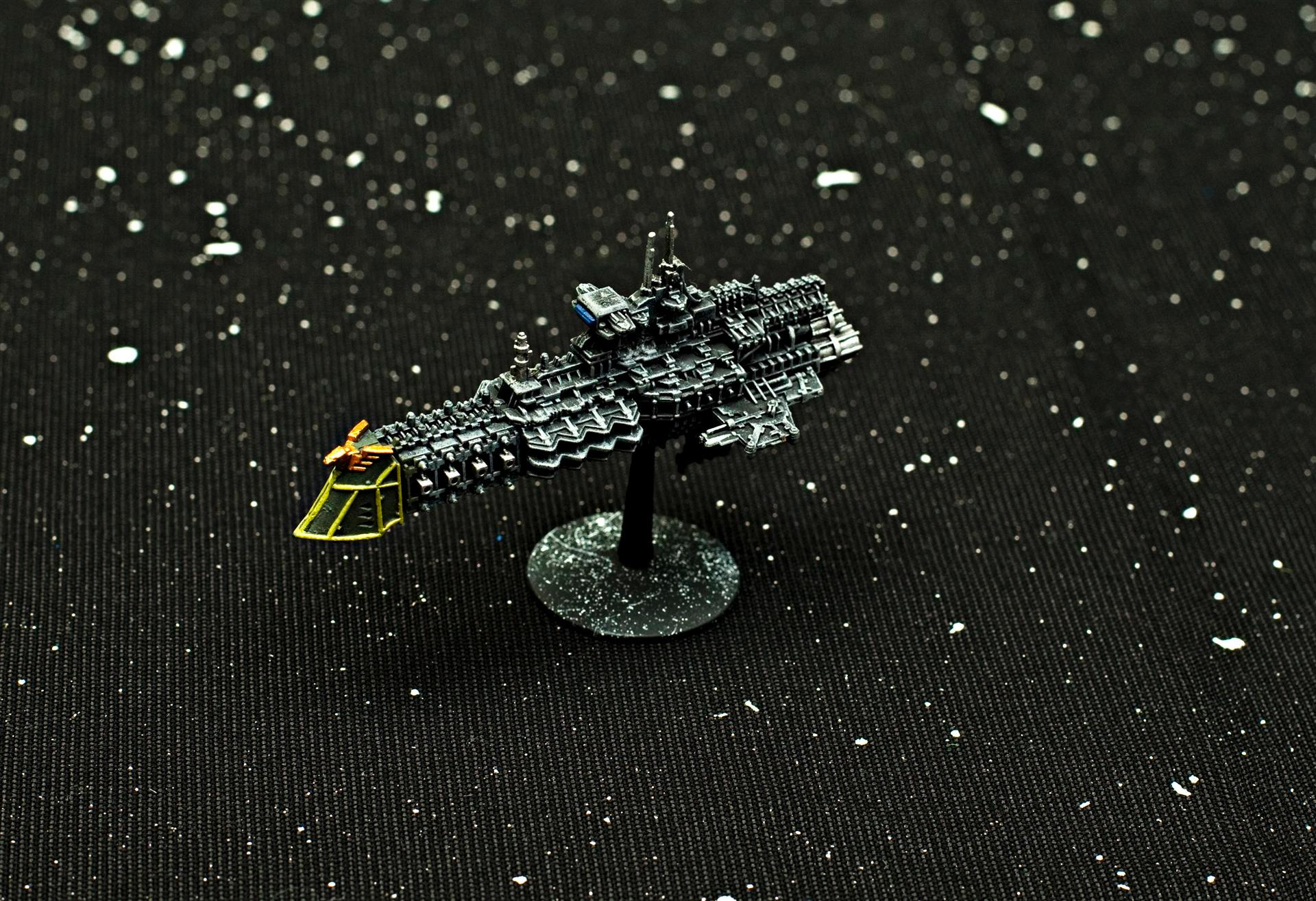 Battlefleet Gothic, Cruiser, Dictator Class Cruiser, Fleet