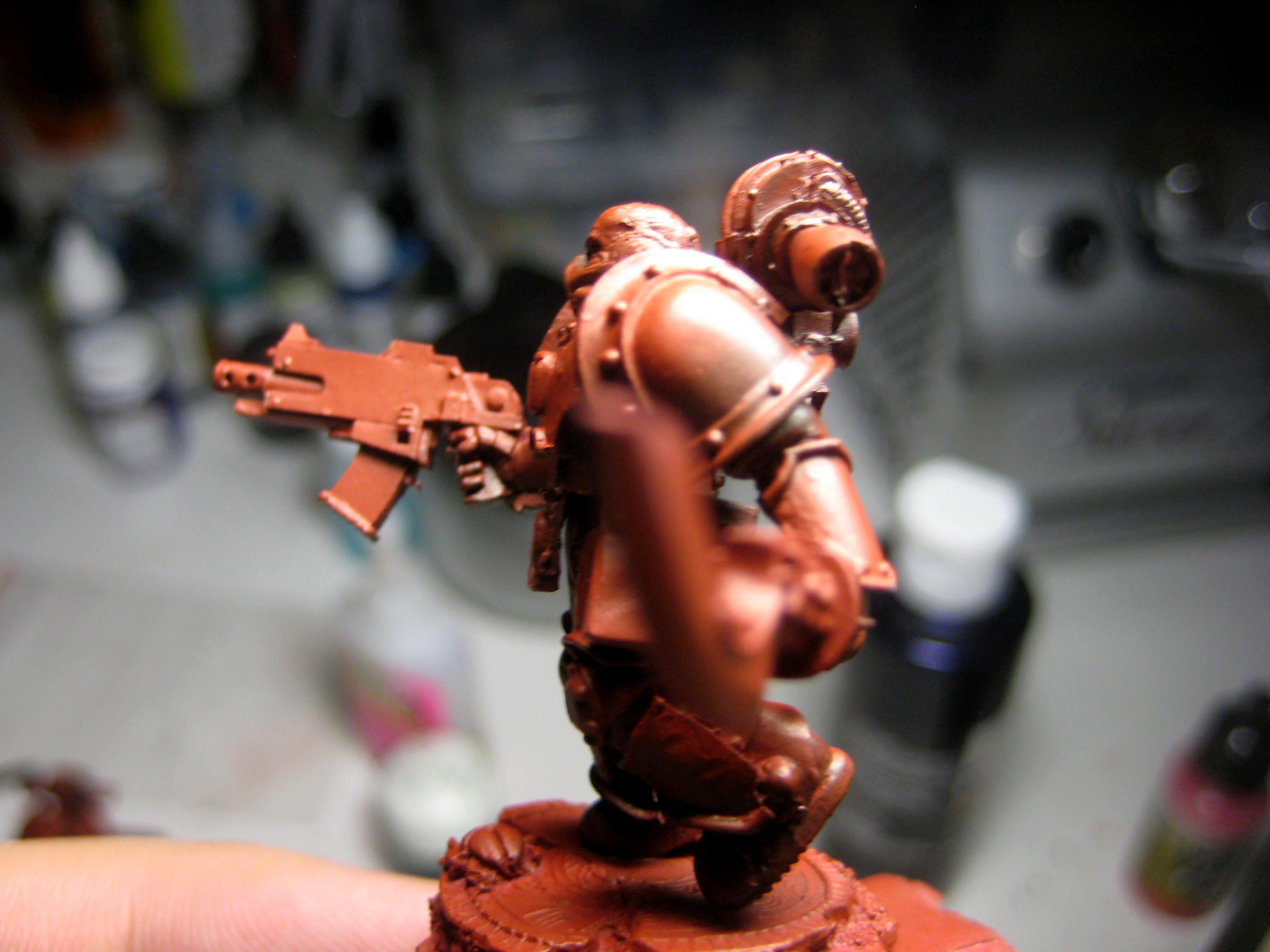 Conversion, Pip, Pre-heresy, Space Marines, Thousand Sons, Warhammer 40,000, Work In Progress