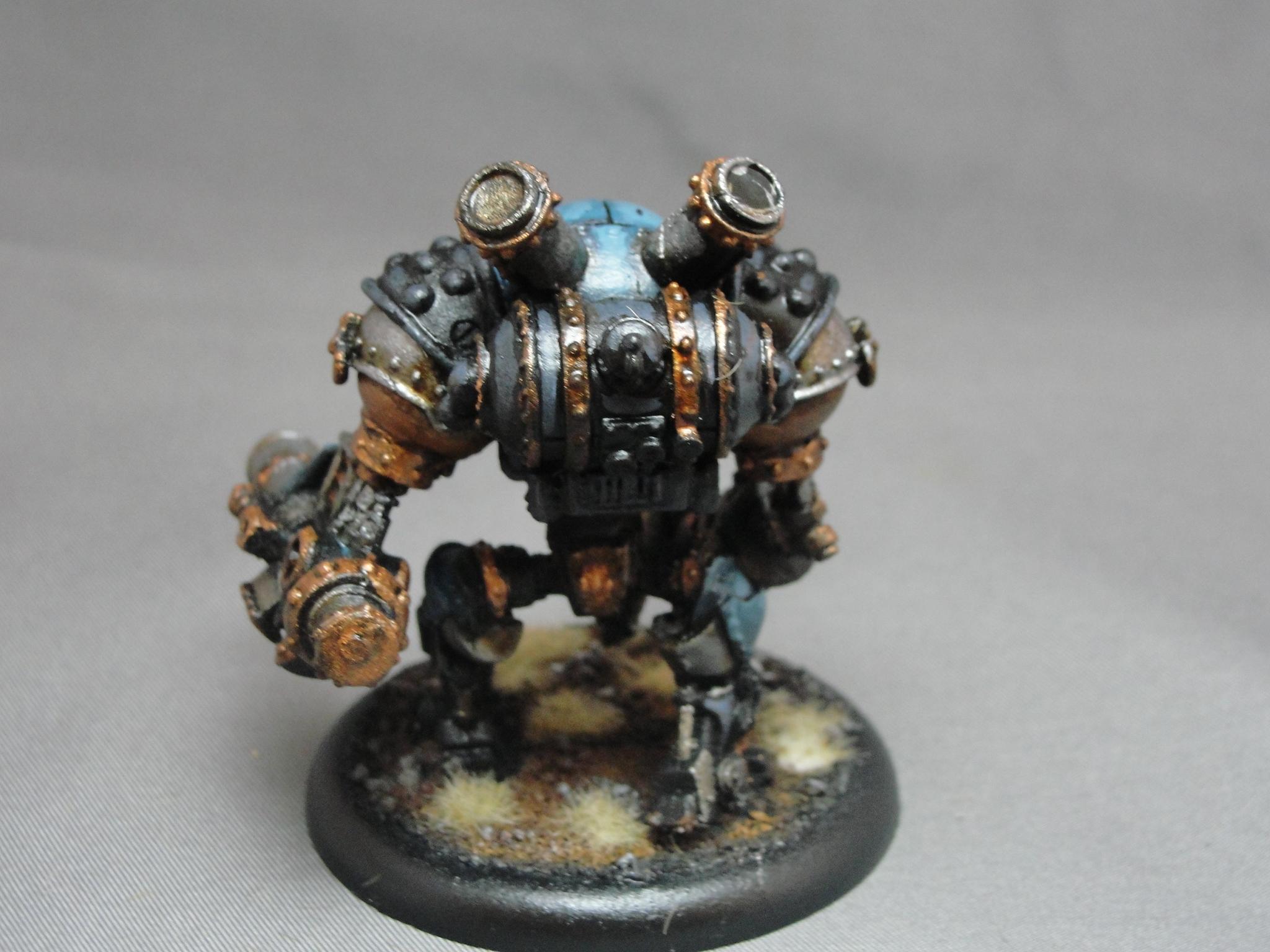 Cygnar, Defender, Warmachine