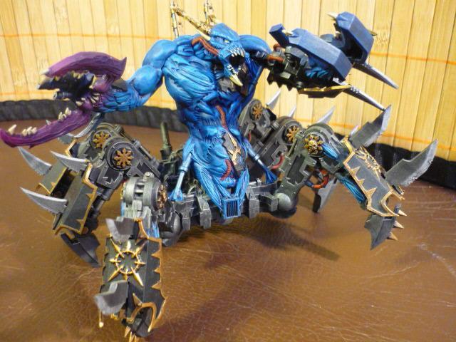 Daemons, Soul Grinder, Warhammer 40,000
