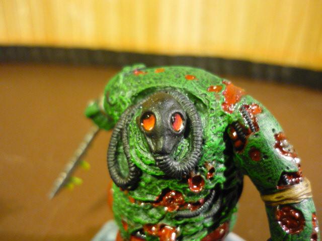 Chaos Daemons, Daemon Prince, Nurgle, Warhammer 40,000