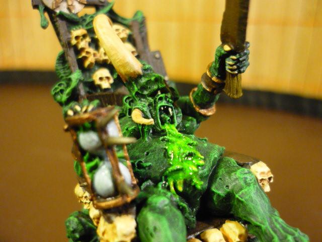 Chaos Daemons, Epidemius, Nurgle, Warhammer 40,000