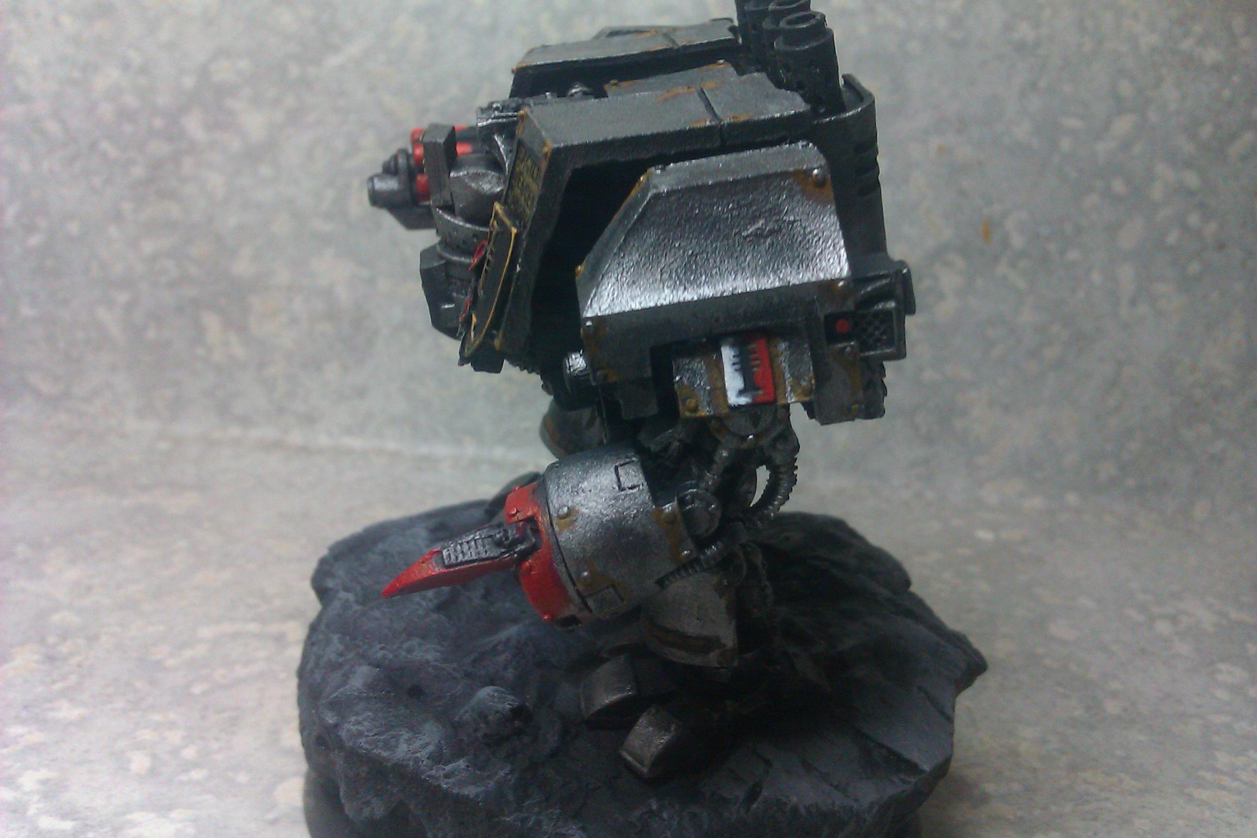 Dreadnought, Grey Knights, Space Marines, Warhammer 40,000
