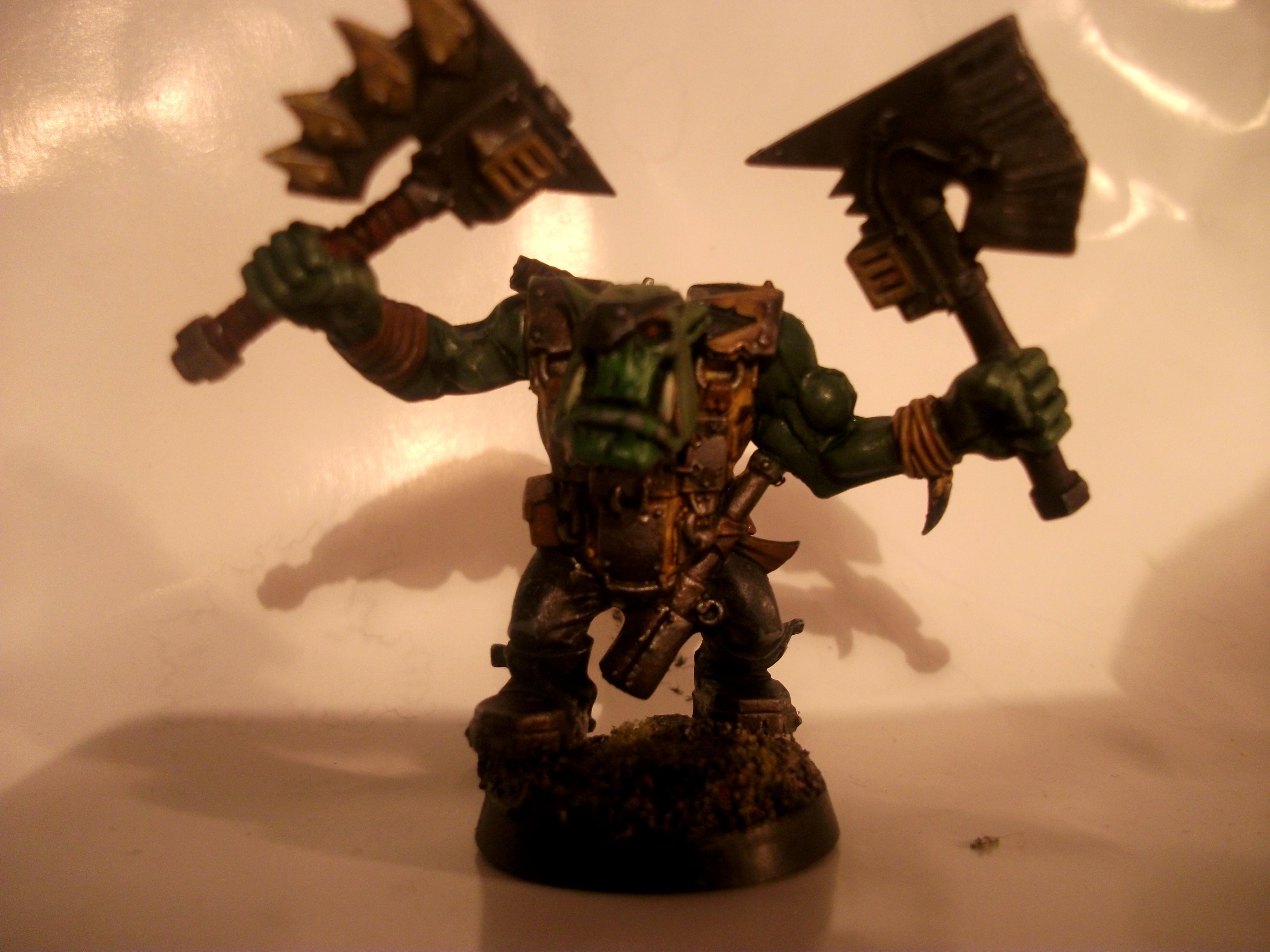 Bad Moonz, Nob, Orks, Warhammer 40,000