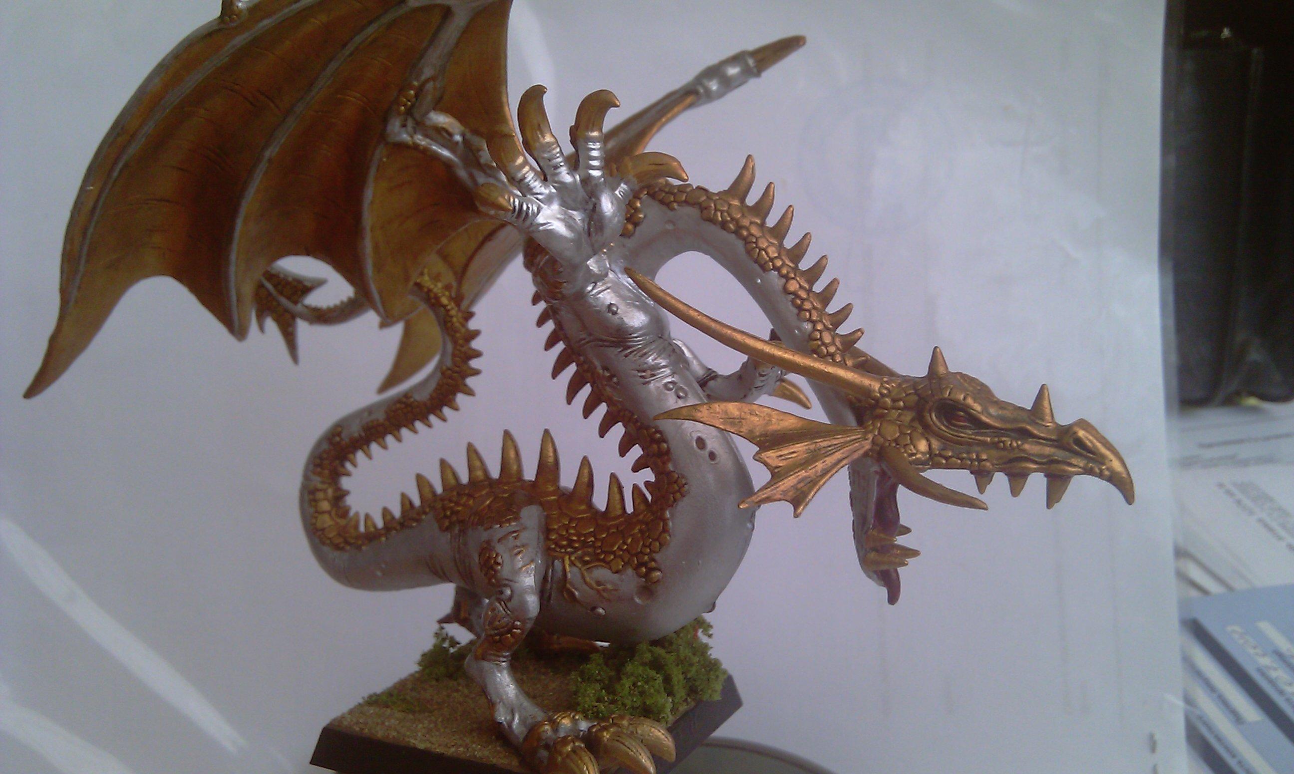 Dragon, Warhammer Fantasy