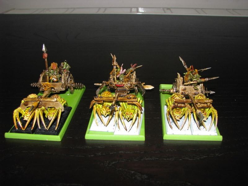 Chariot, Goblins
