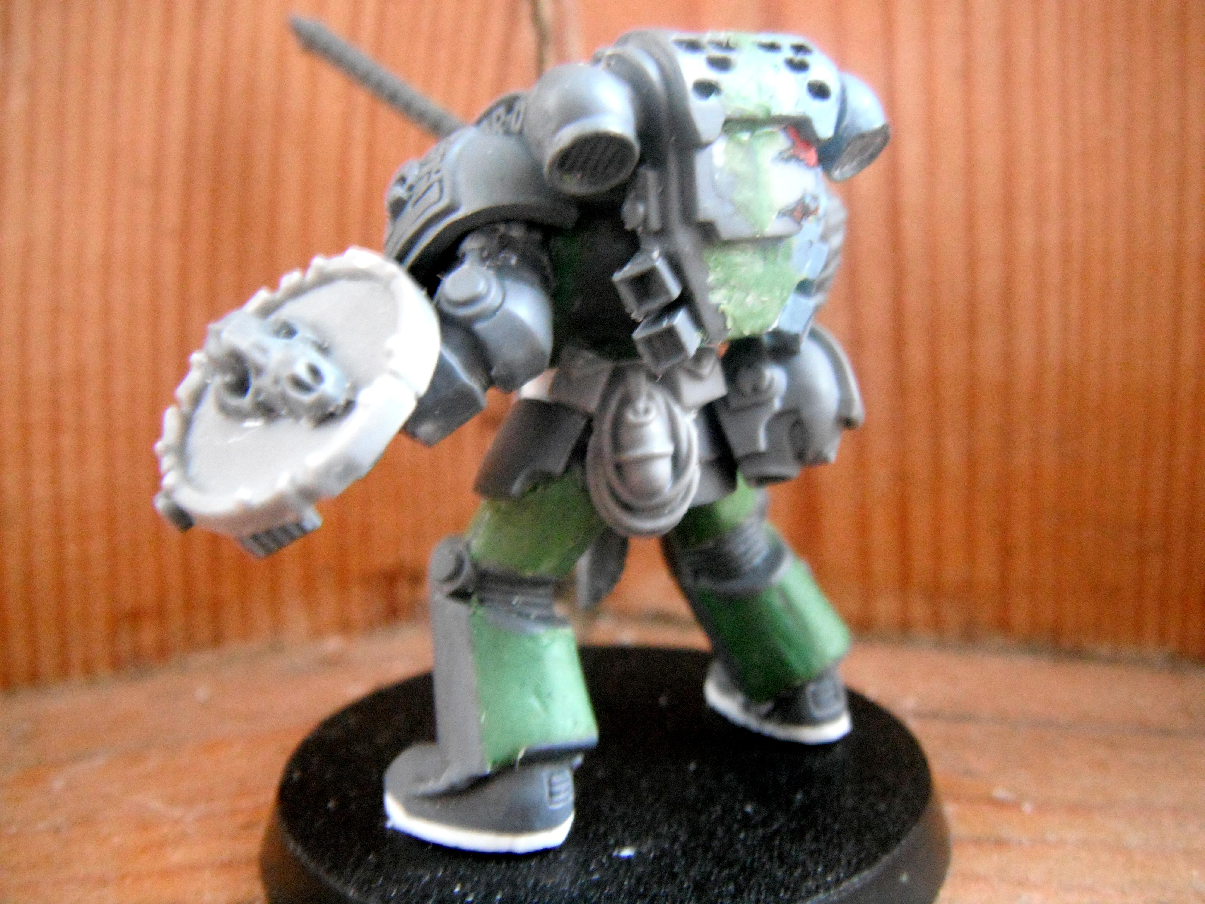 Conversion, Expanded Back Pack, Space Wolves, True Scale