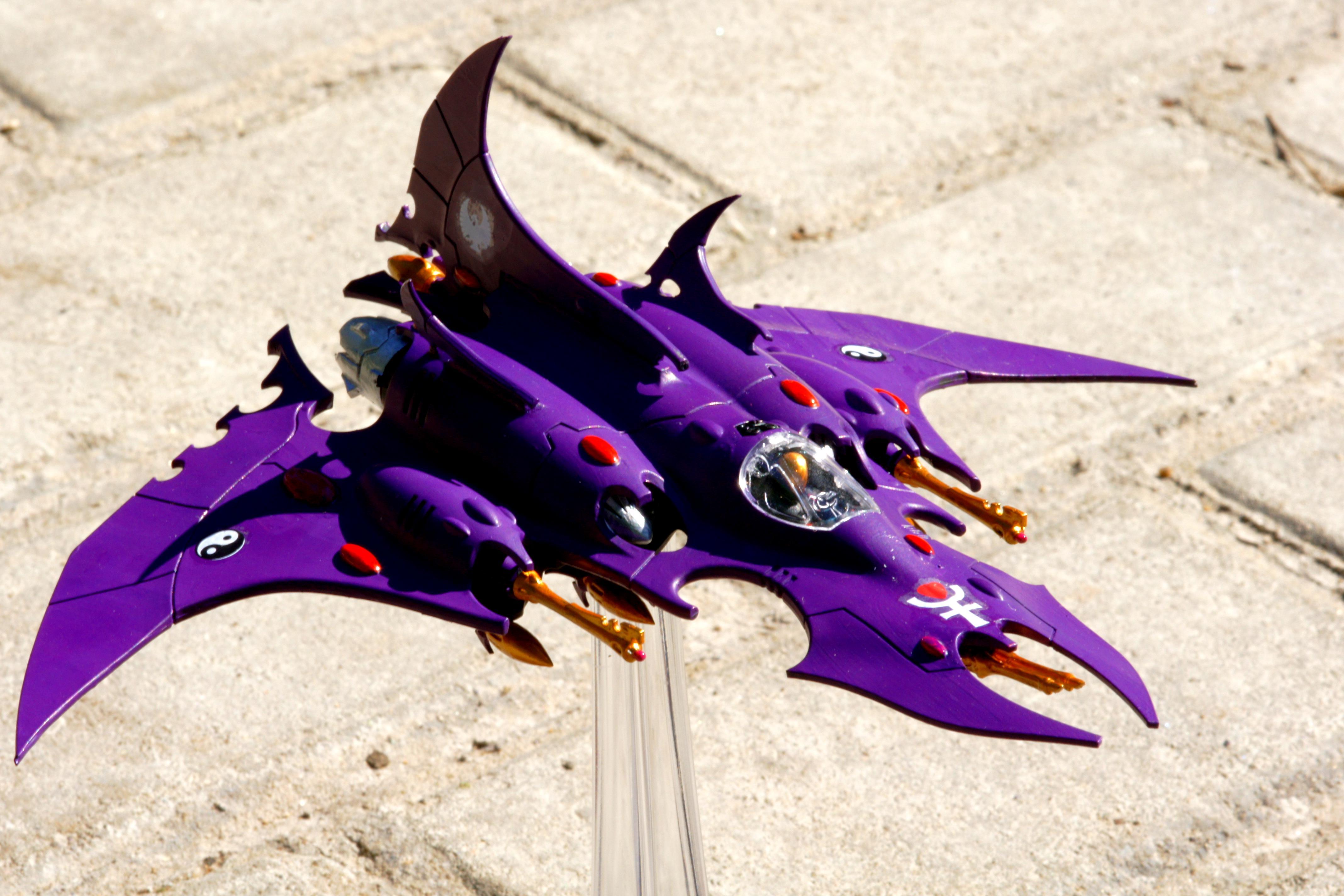Conversion, Eldar, Nightwing, Razorwing