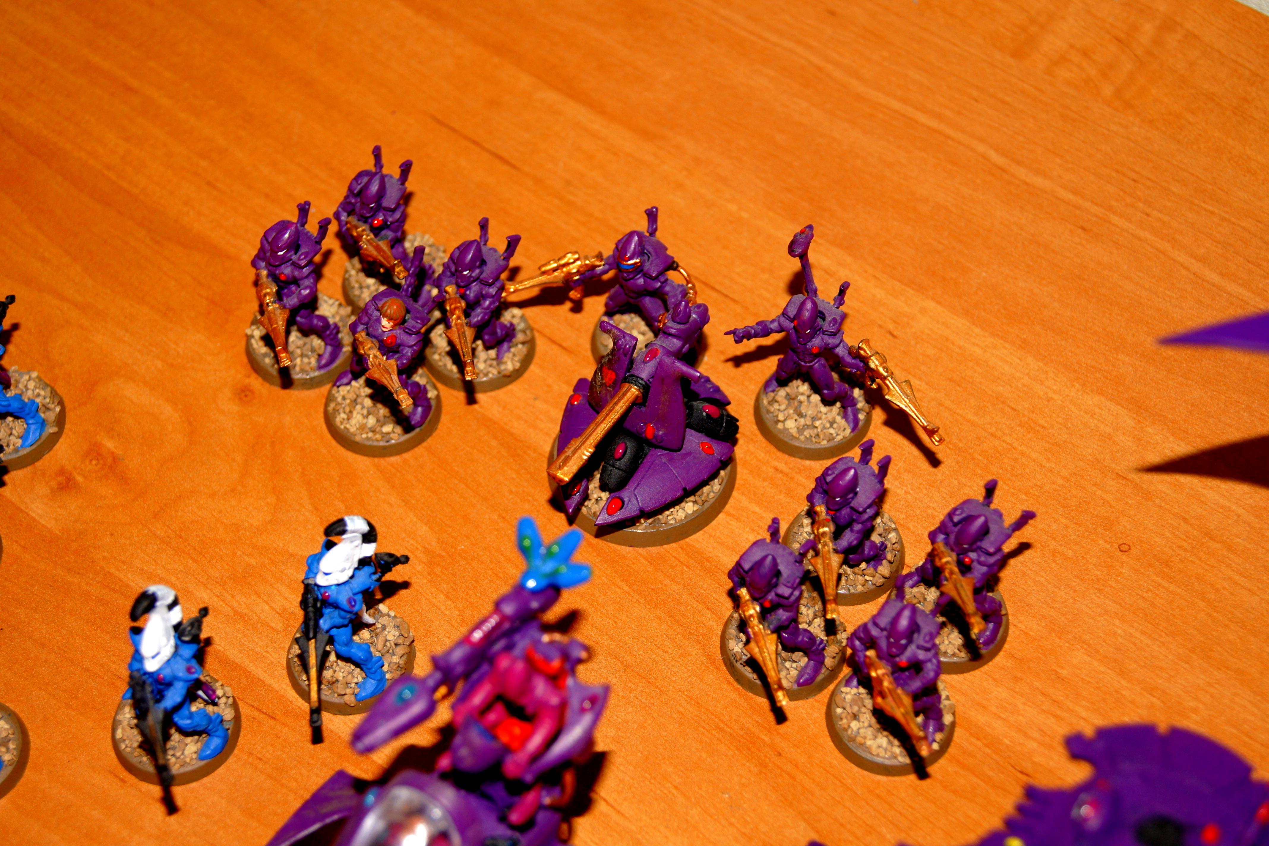 Army, Autarch, Avatar, Conversion, Dire Avenders, Dire Avengers, Eldar, Farseer, Fire Dragon, Fire Prism, Guardians, Gyrinx, High Elves, Howling Banshees, Imperial Abuse, Jetbike, Nightwing, Razorwing, Support Weapon, Vyper, War Walker, Warlock, Warp Spiders, Wave Serpent, Wraithlord