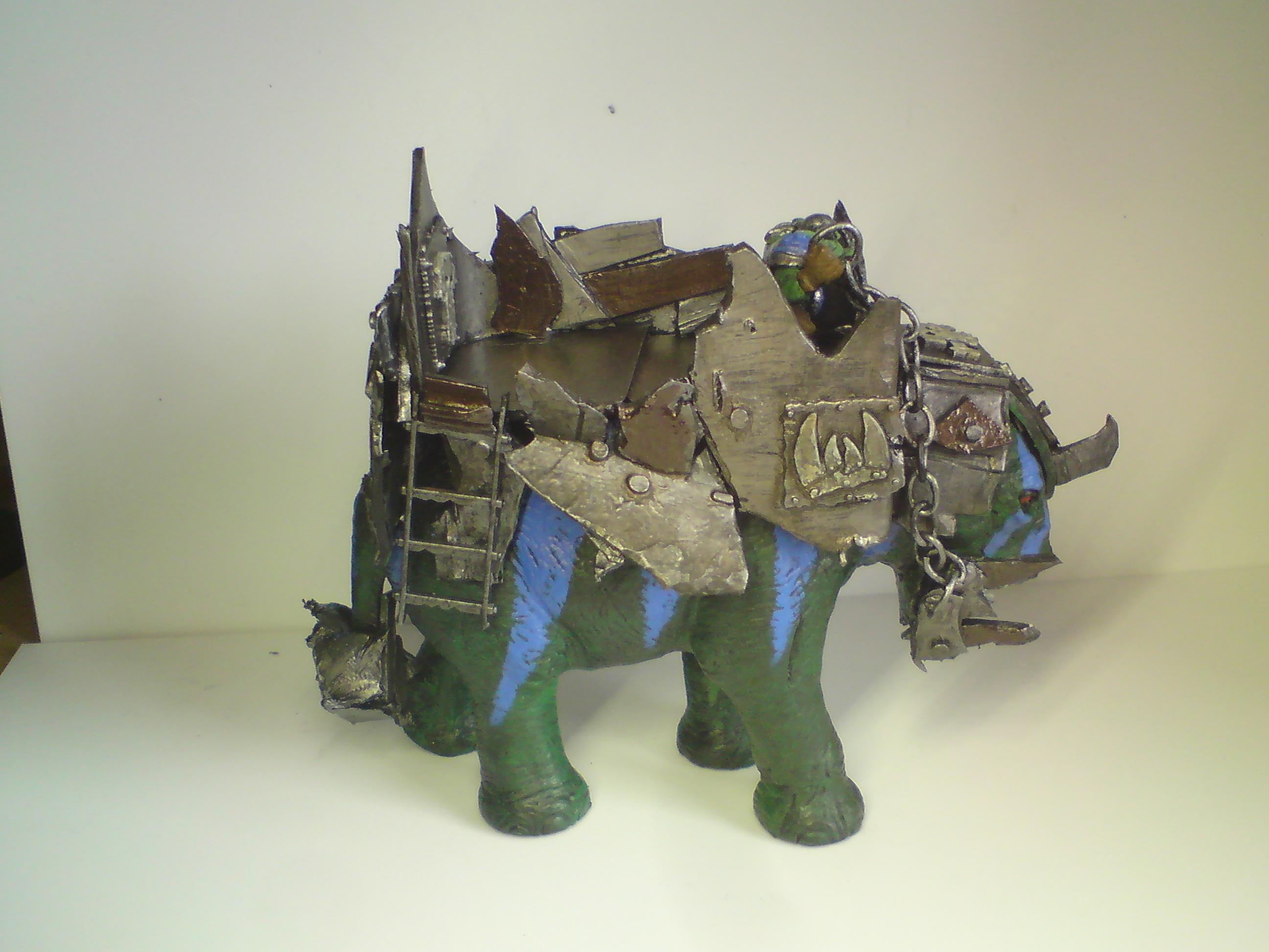 Deathskulls, Looting, Marine Abuse, Ork Deathskulls, Orks, Warhammer 40,000