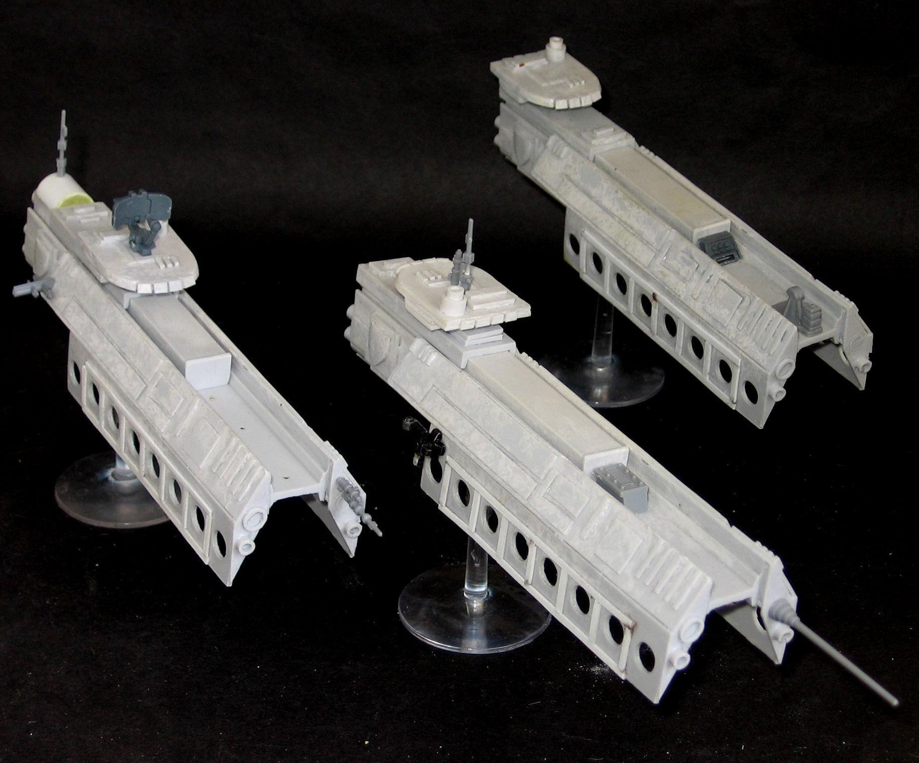 Battlefleet Gothic, Fleet, Gothic, Omega, Precinctomega, Scratch Build, Sculpting, Starships, Transport