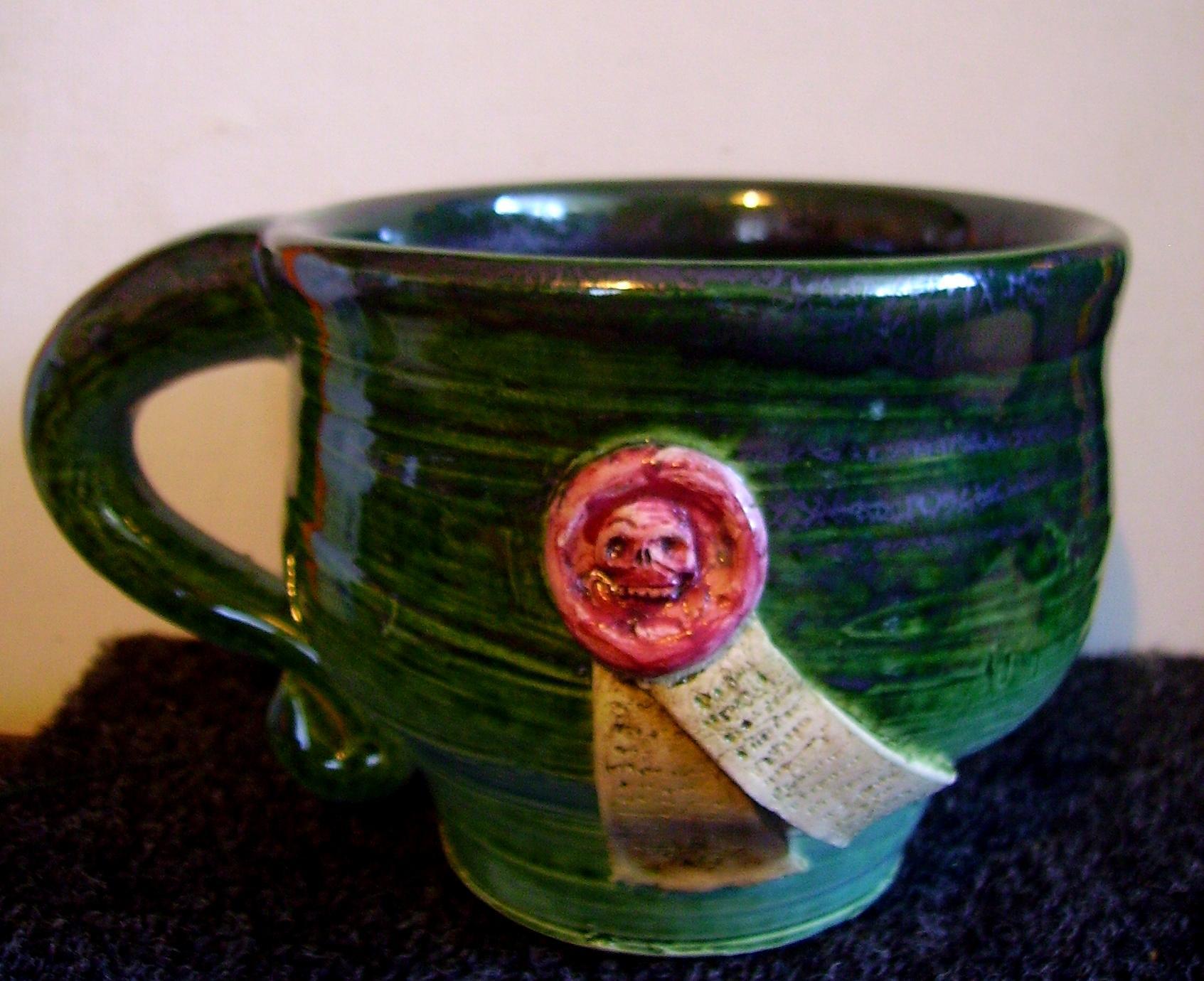 Mug, Purity, Seal, Wk40