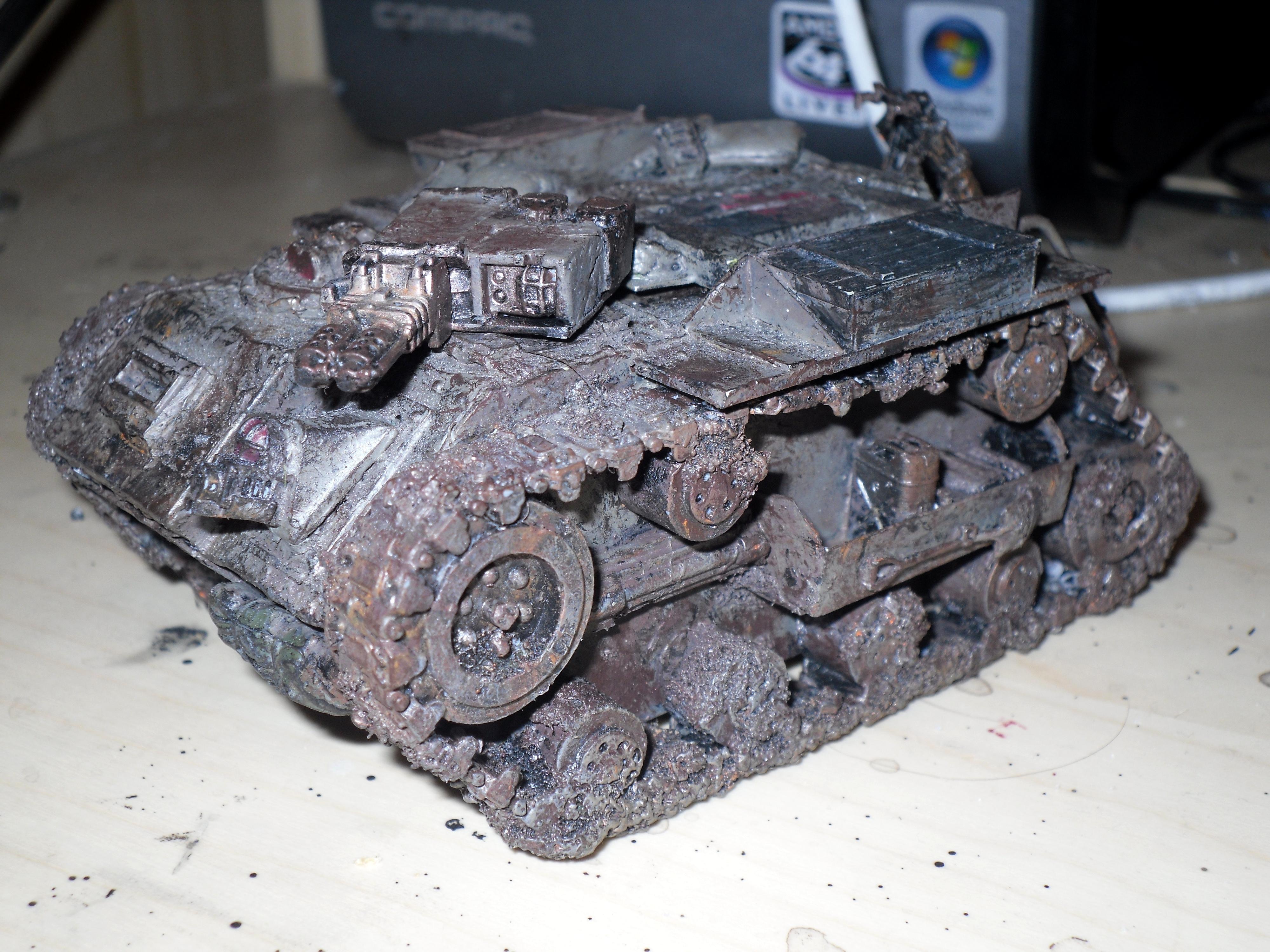 Chimera, Engineer, Imperial, Imperial Guard, Tank, Transport, Work In Progress