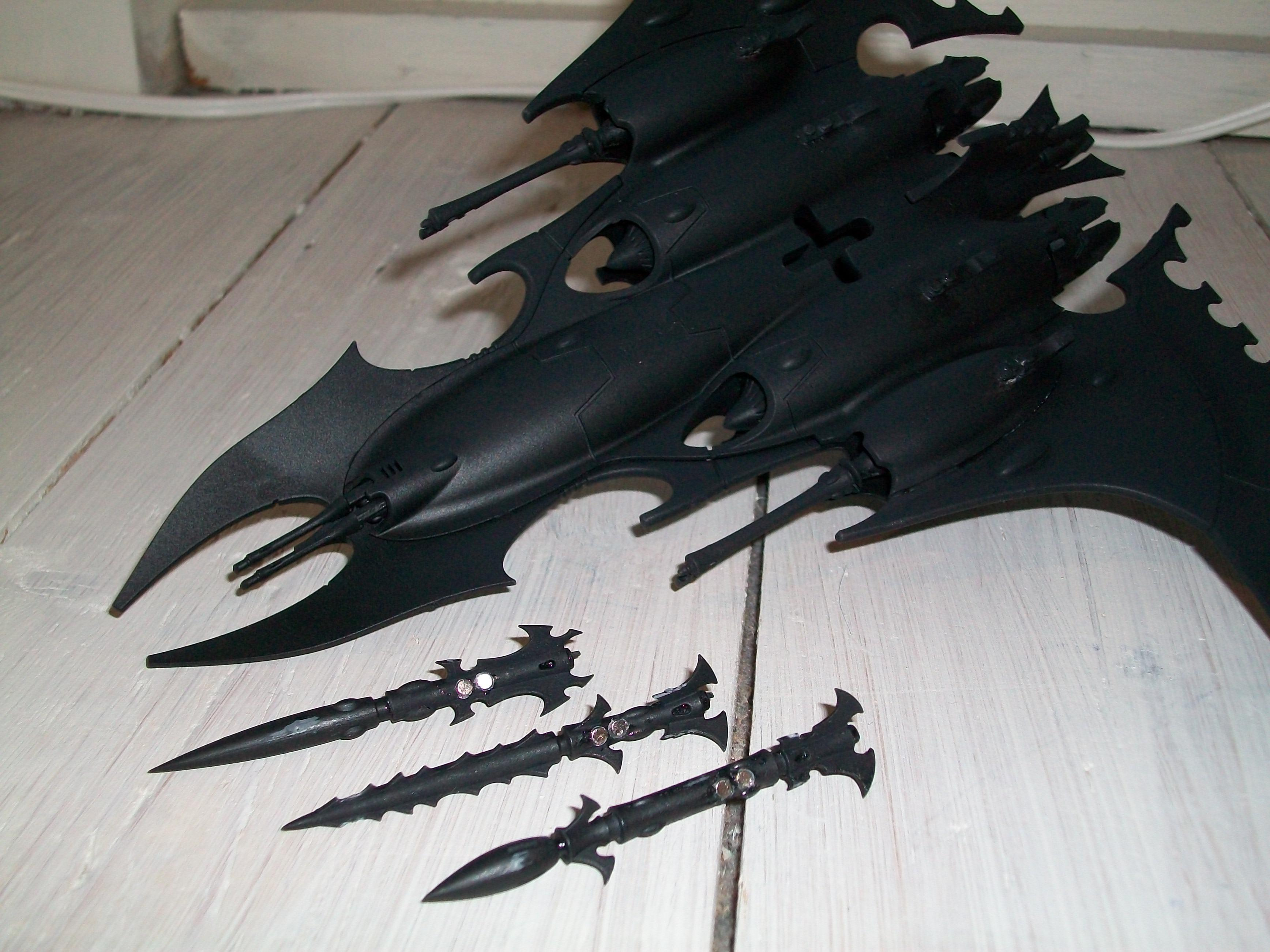 Magnet, Missiles, Razorwing Jetfighter