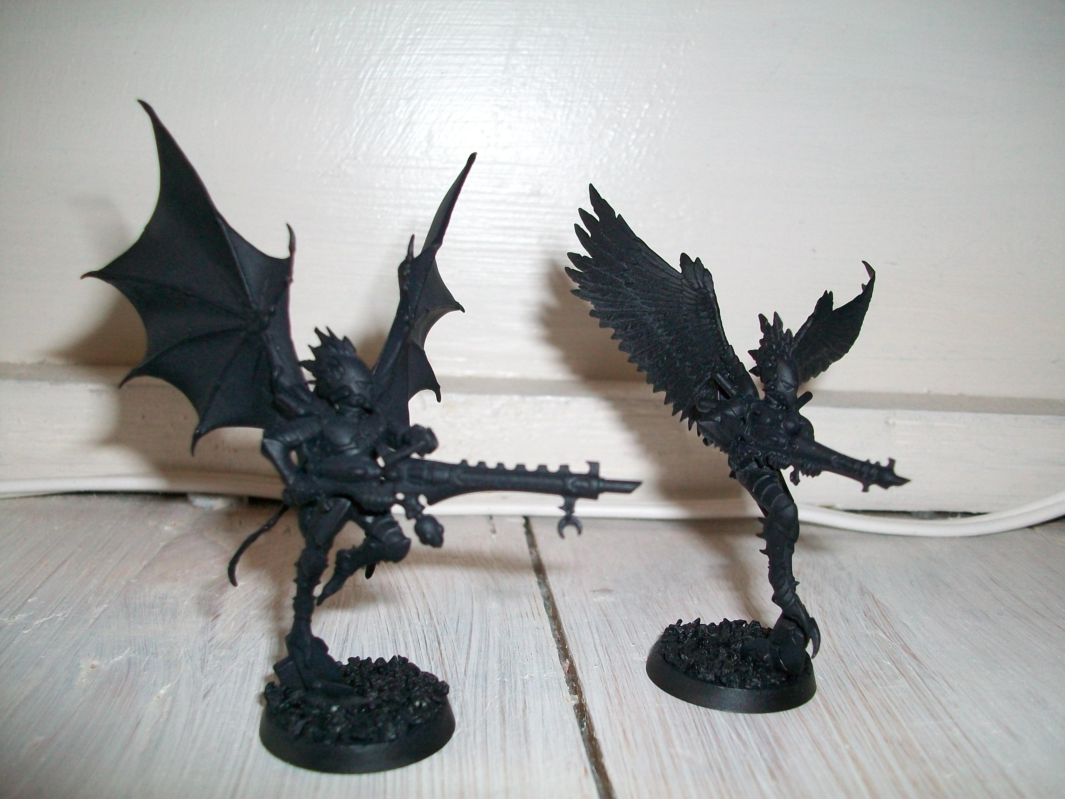 Scourges, Scourges