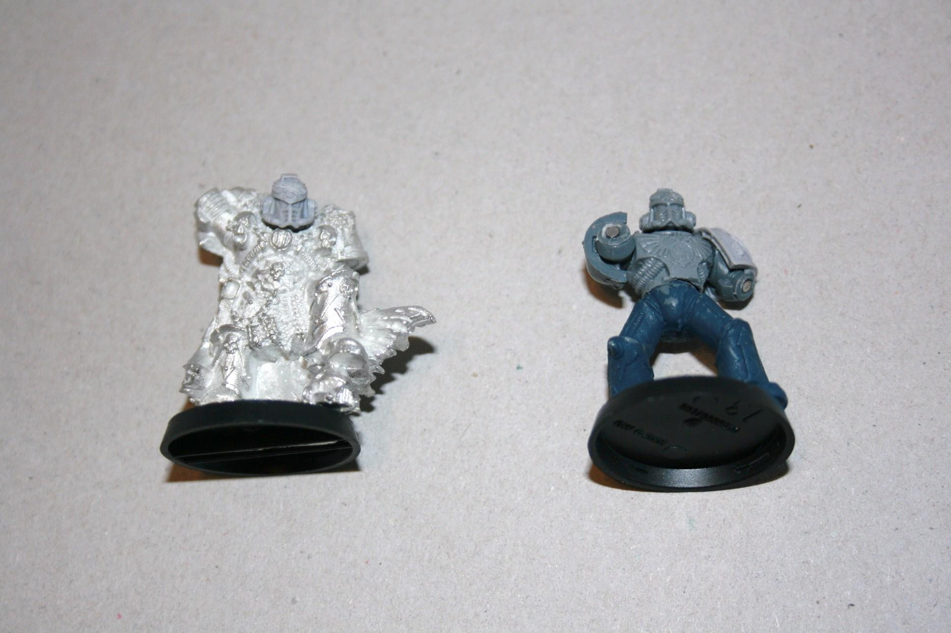 Two Chaos Lords, Magnetized arms