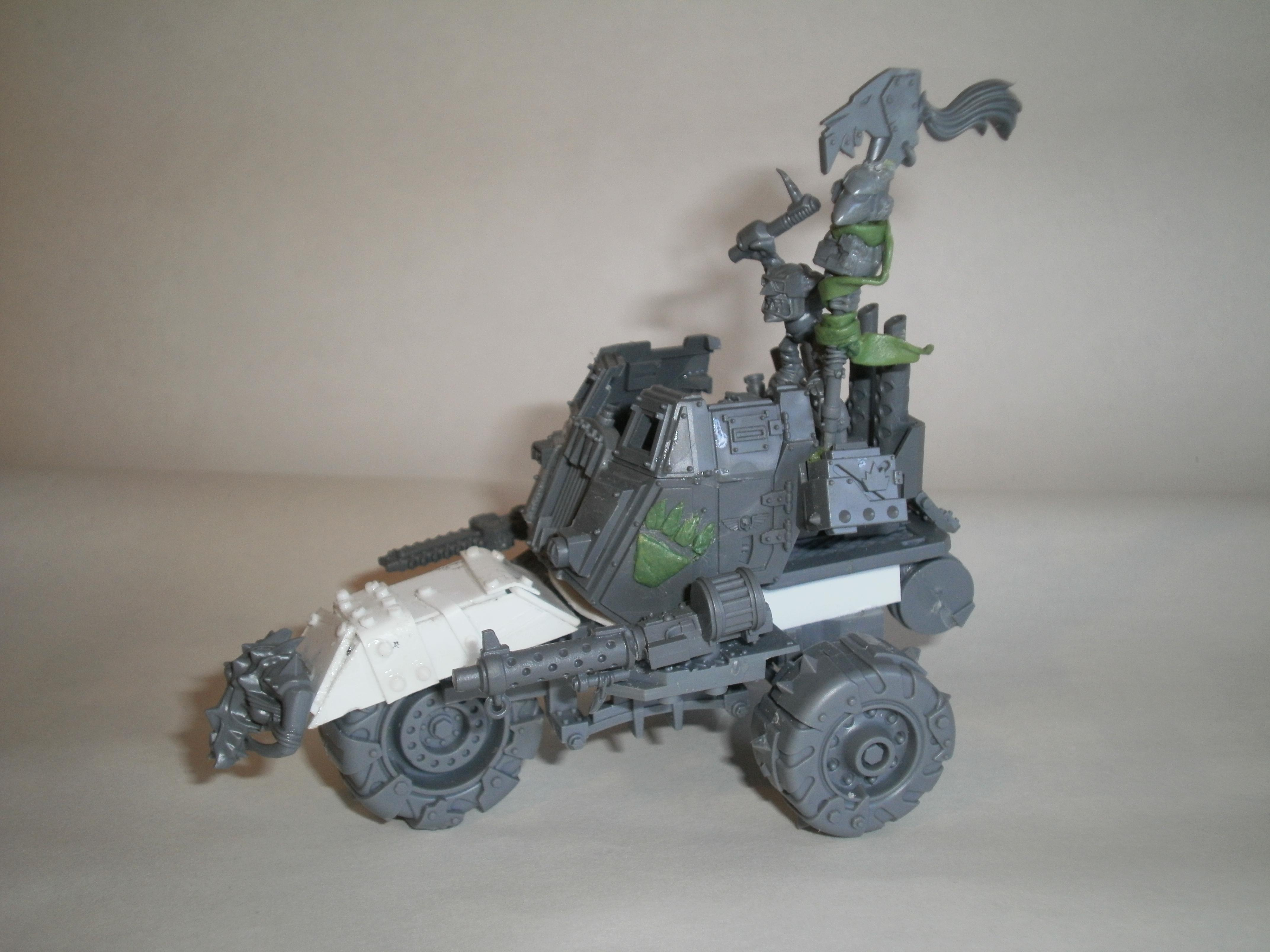 Buggy, Conversion, Orks, Speed Freaks