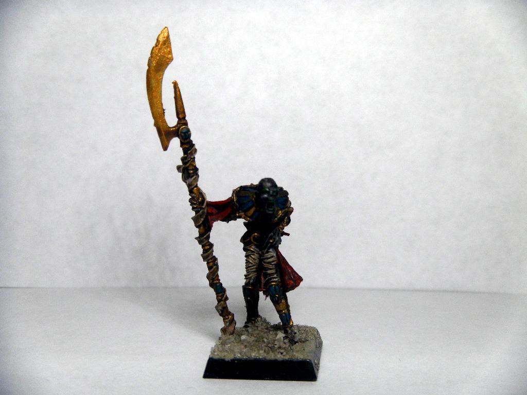 Games Workshop, Liche Priest, Painted, Warhammer Fantasy
