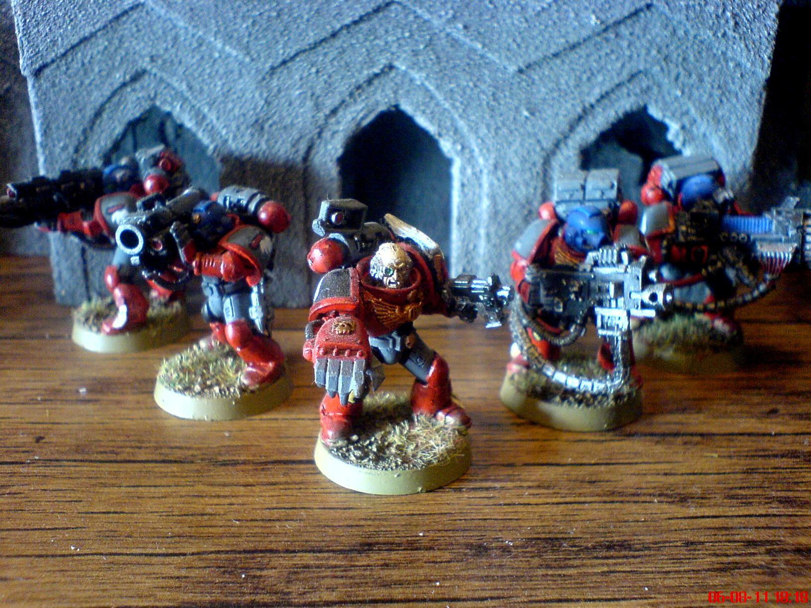 Devastator Combat Squad IX