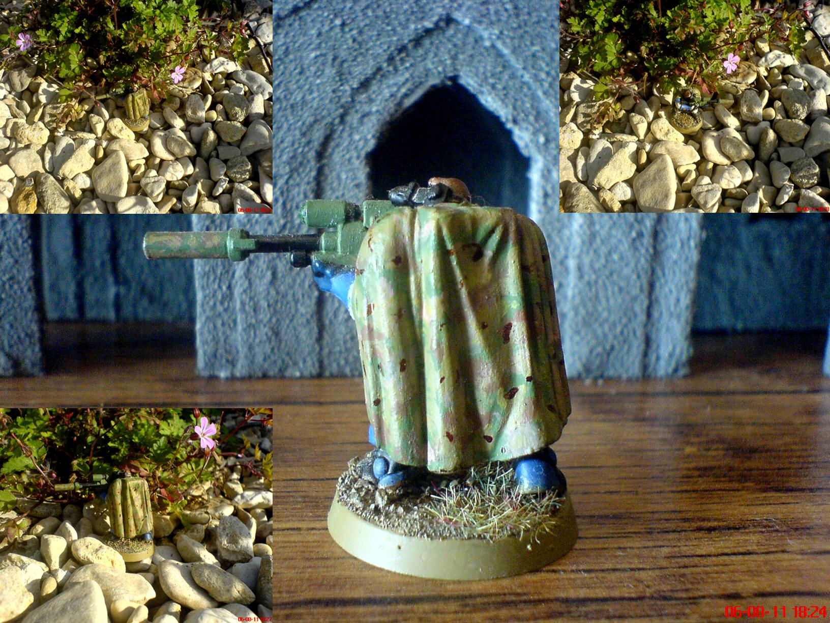 Camo Cloak, Camouflage, Scouts, Snipers, Space Marines, Ultramarines