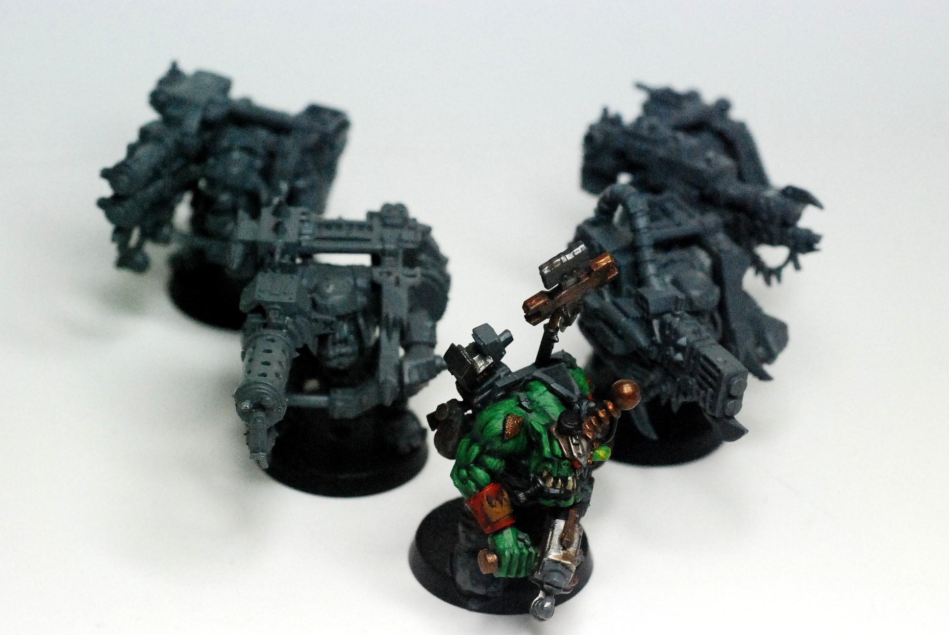 Lootas, Orks, Lootas and Mek