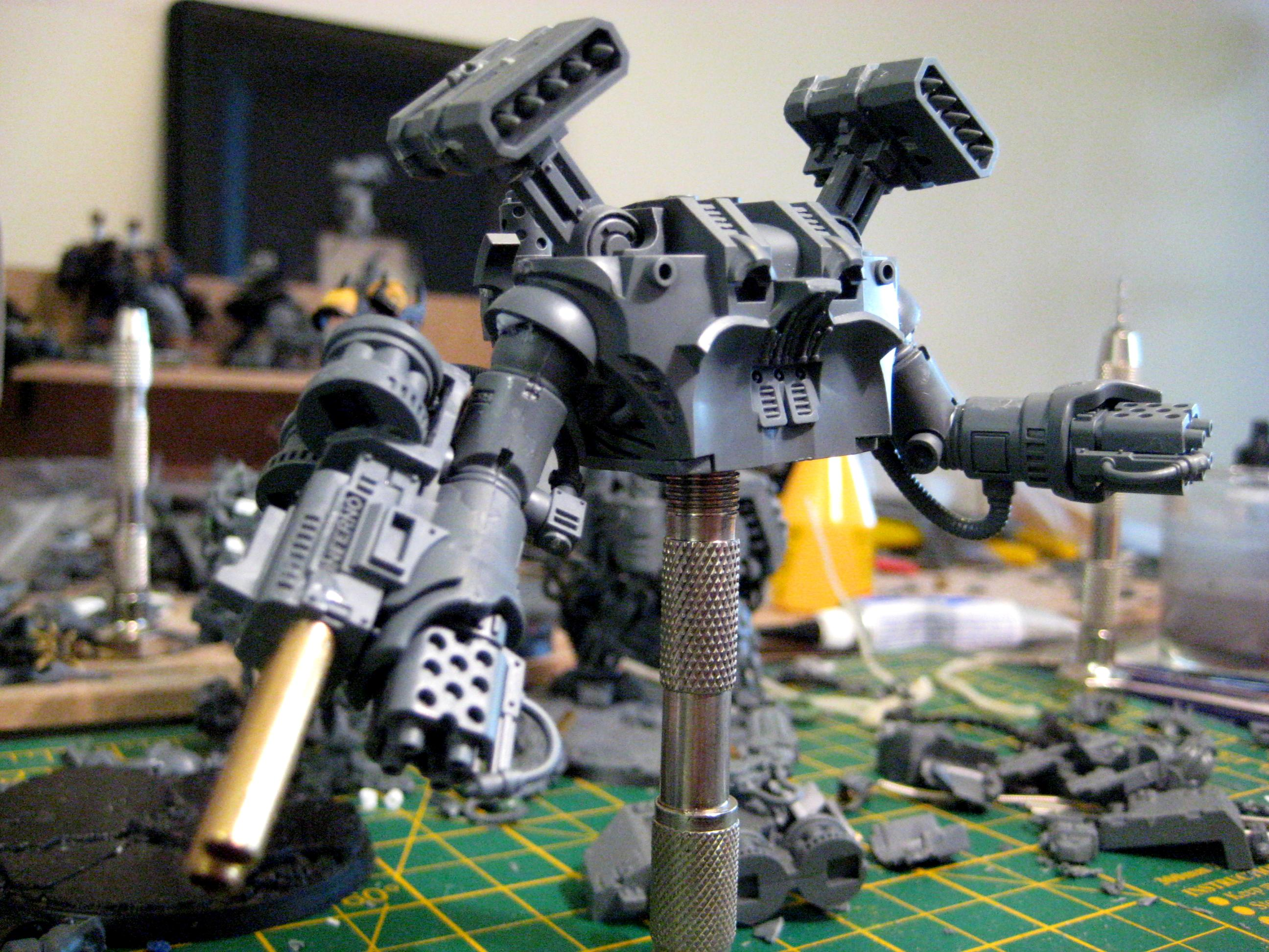 Chaos, Chaos.dreadknight, Conversion, Dreadknight, Dreadknight.wip, Work In Progress