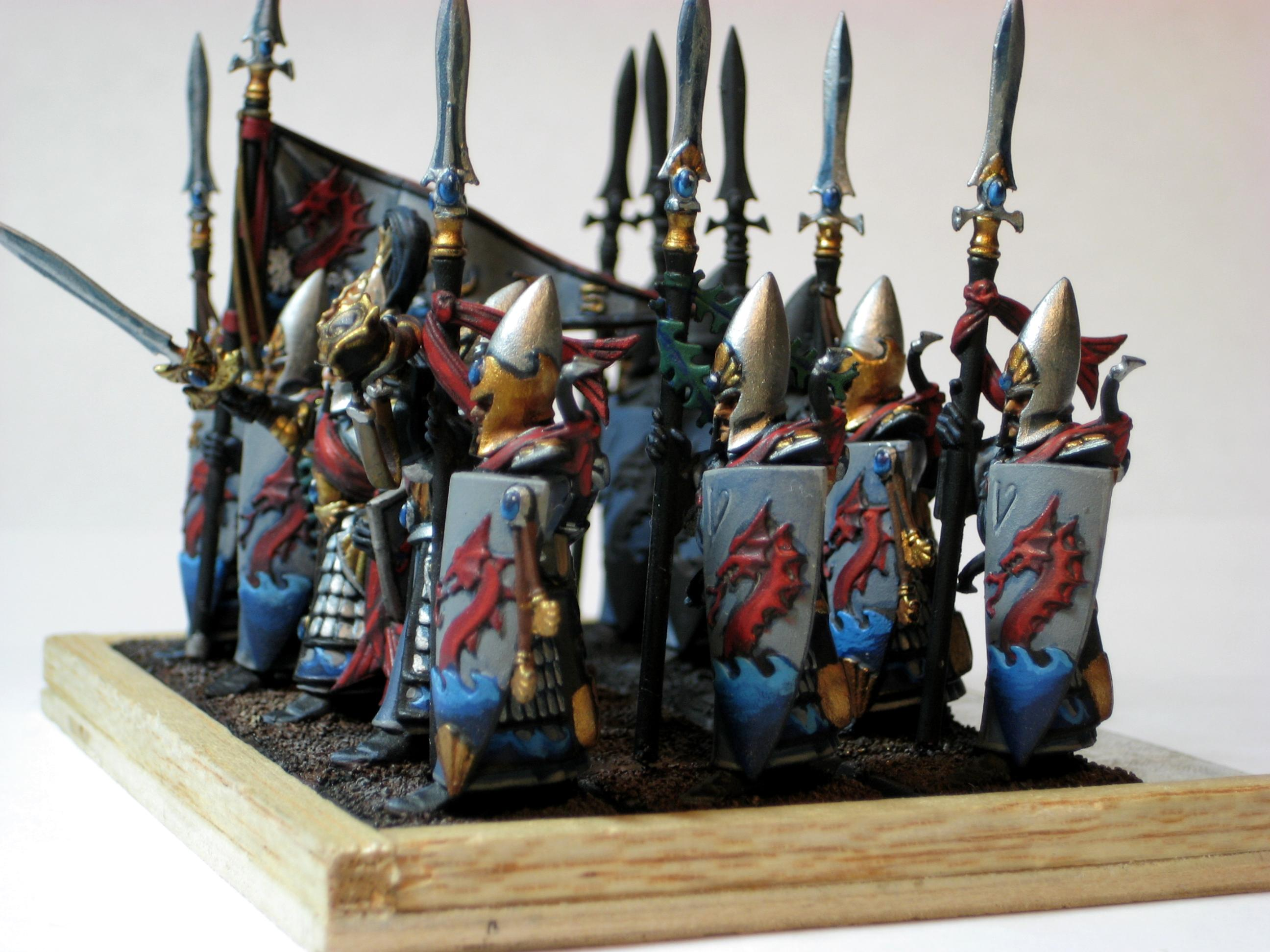 High Elves, LSG In Progress 2